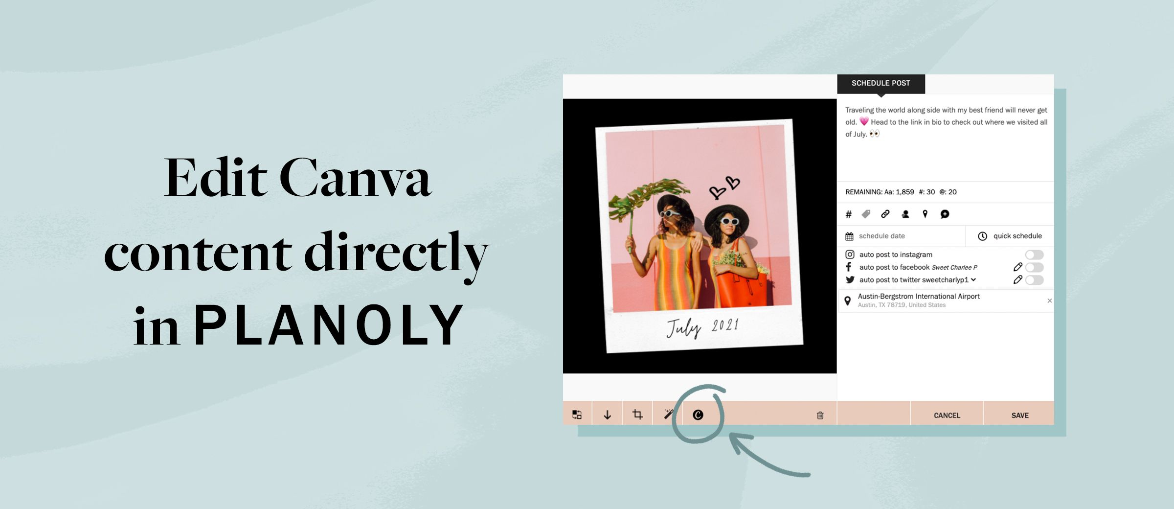 PLANOLY - Blog - Canva Integration - Additional Image