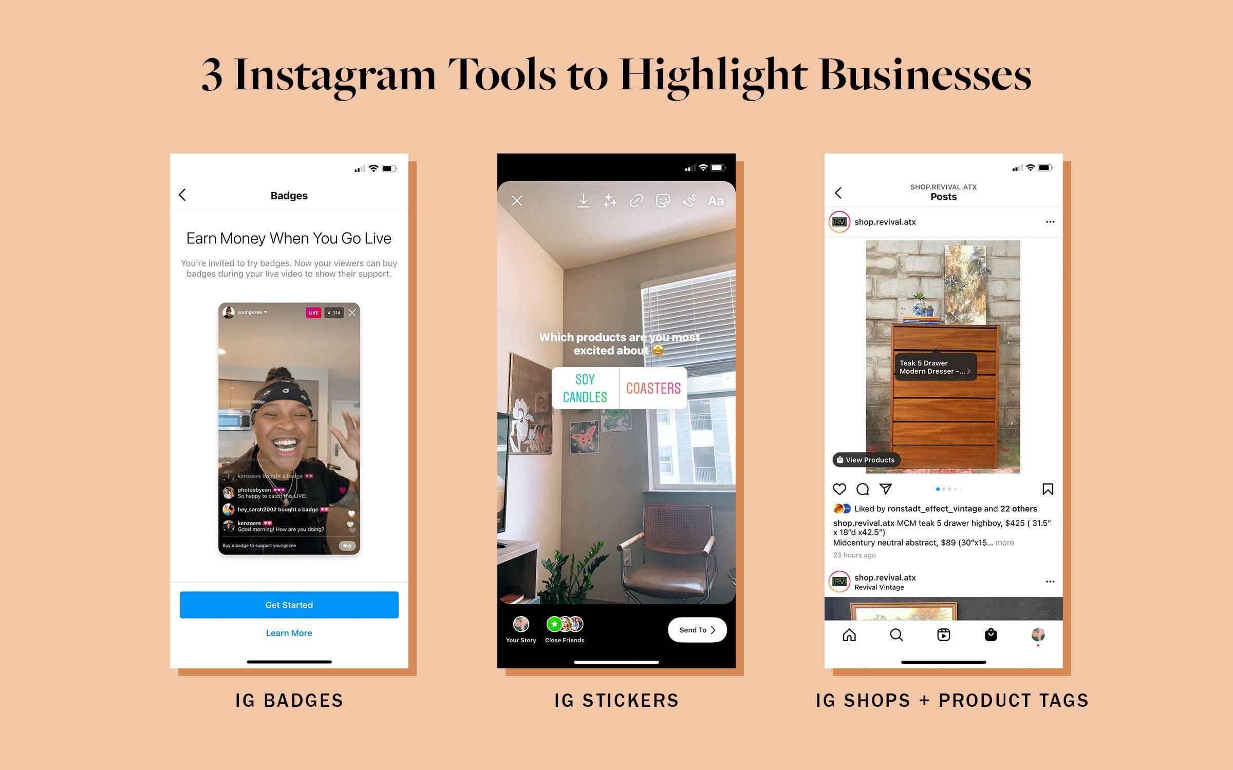 PLANOLY - Blog - Instagram for Business - Horizontal