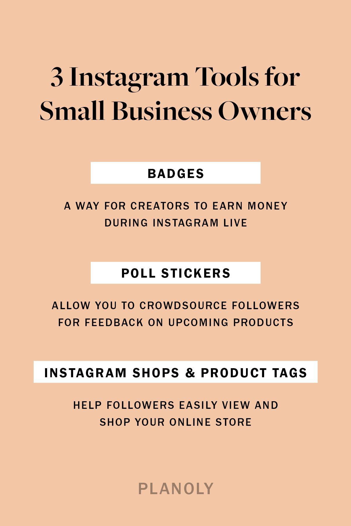 PLANOLY - Blog - Instagram for Business - Vertical - 1