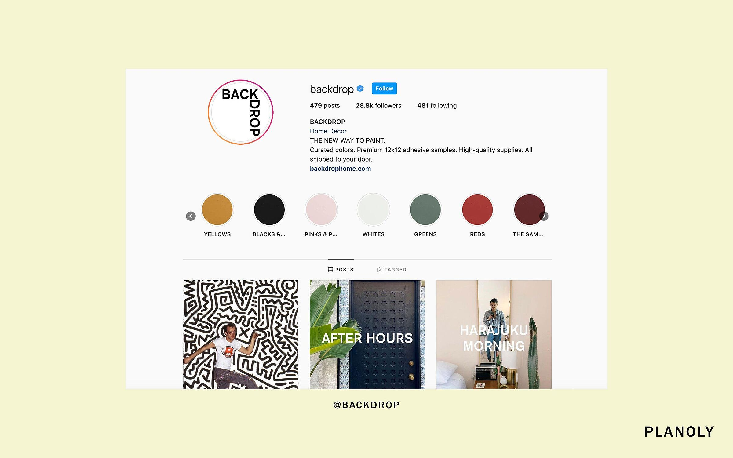PLANOLY - Blog Post - How to Create Instagram Stories Highlights That Serve Your Customers - Image 3