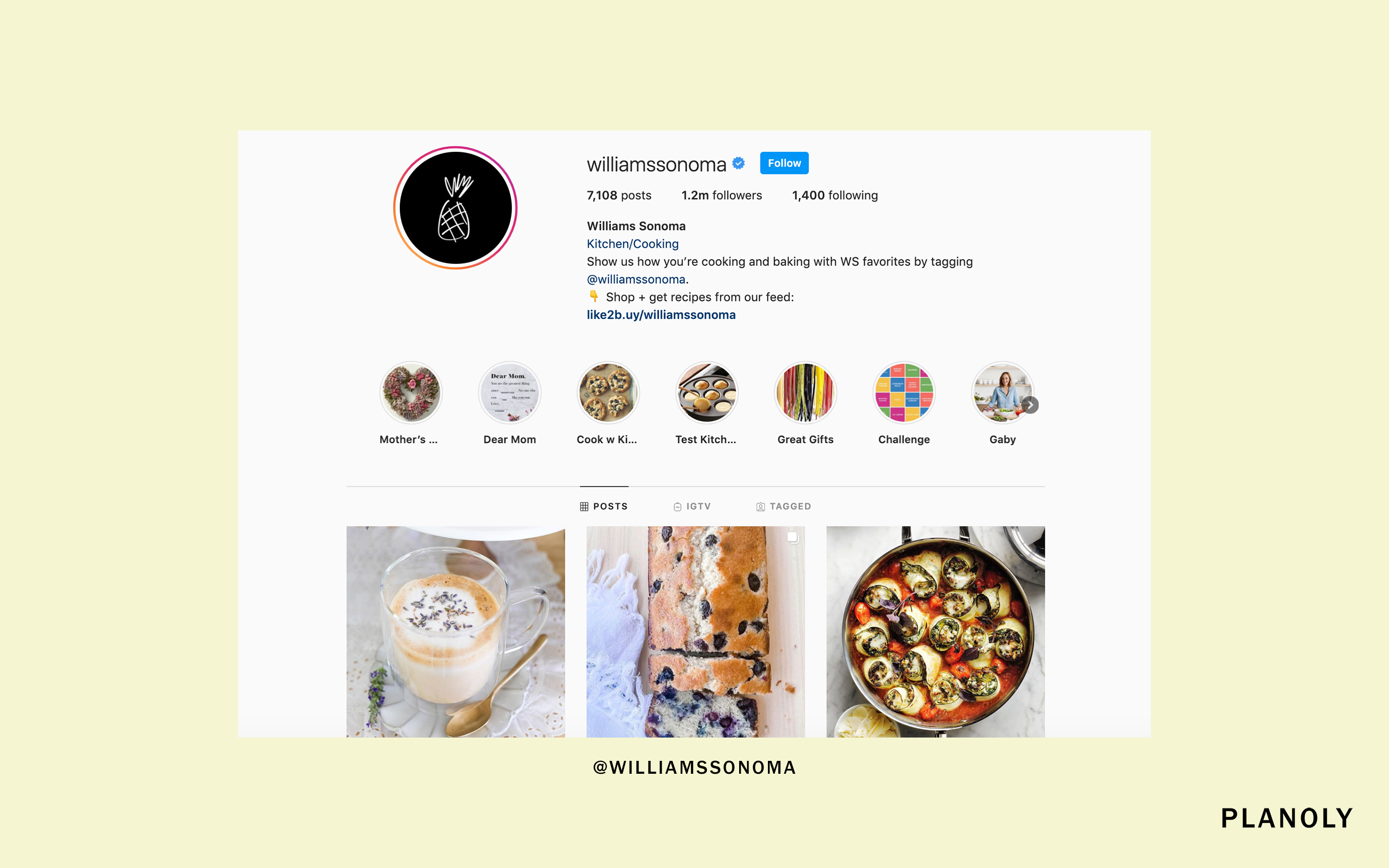 PLANOLY - Blog Post - How to Create Instagram Stories Highlights That Serve Your Customers - Image 4