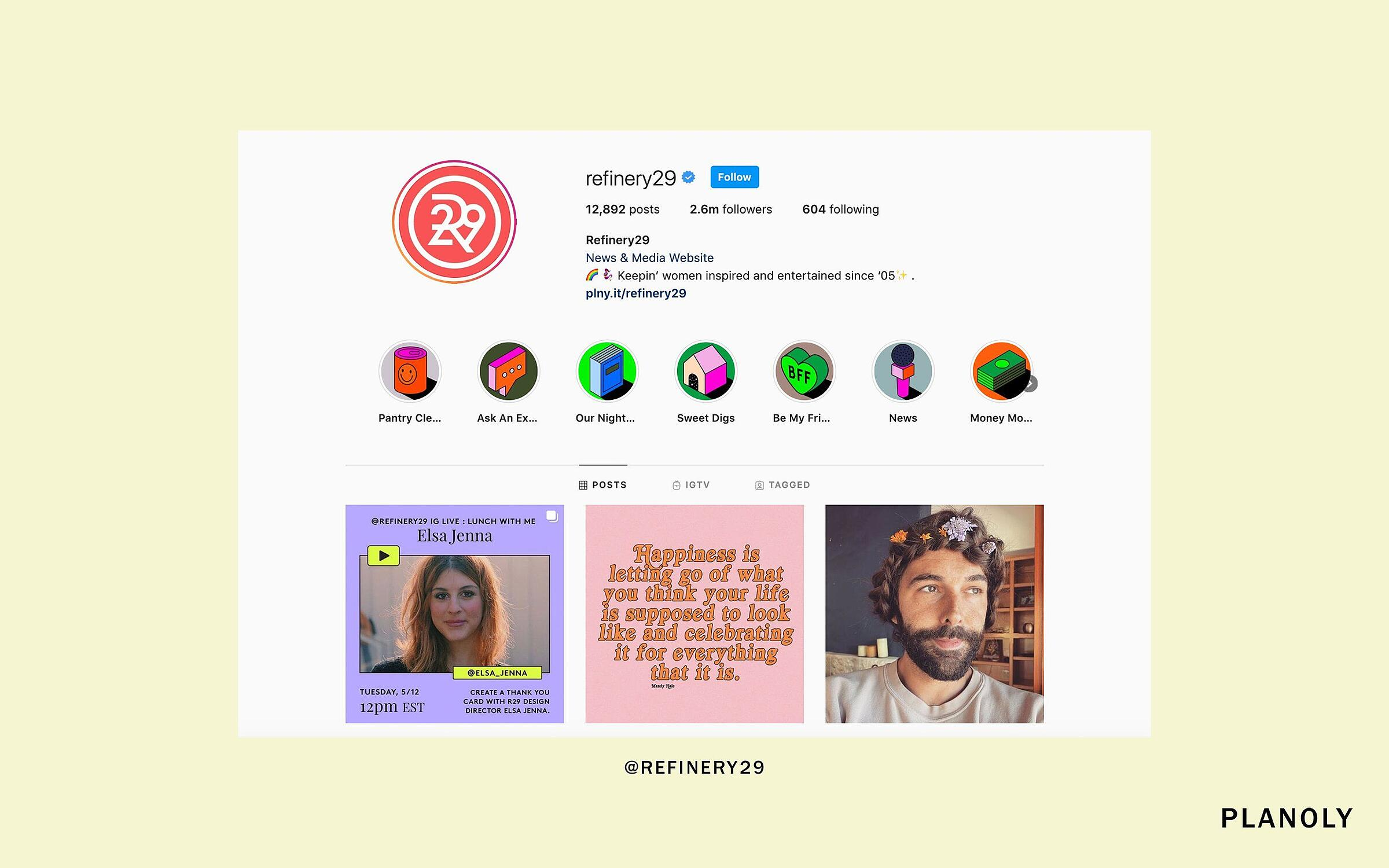 PLANOLY - Blog Post - How to Create Instagram Stories Highlights That Serve Your Customers - Image 7