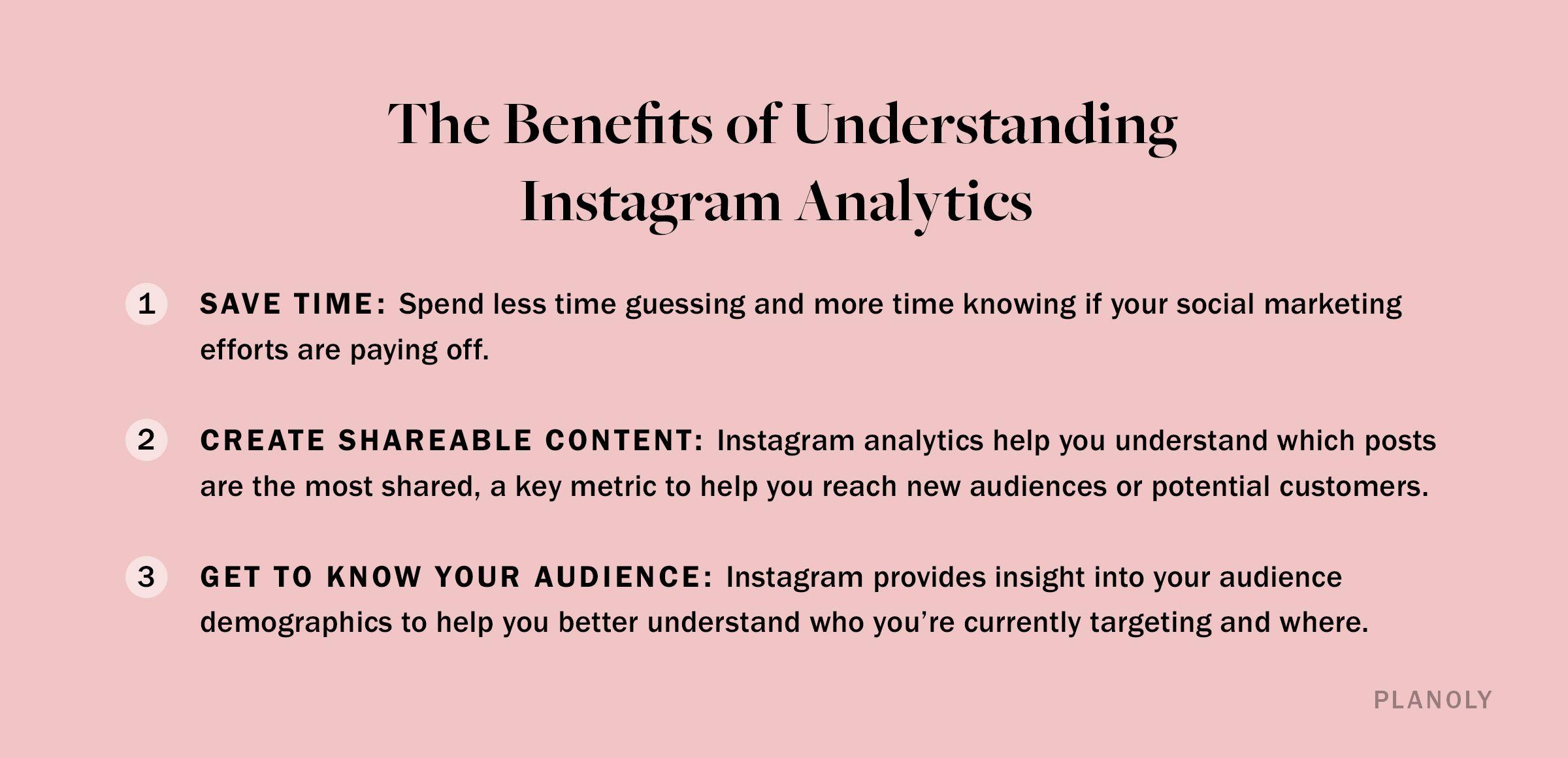 PLANOLY - Blog Post - Instagram Insights Tutorial - Image 2
