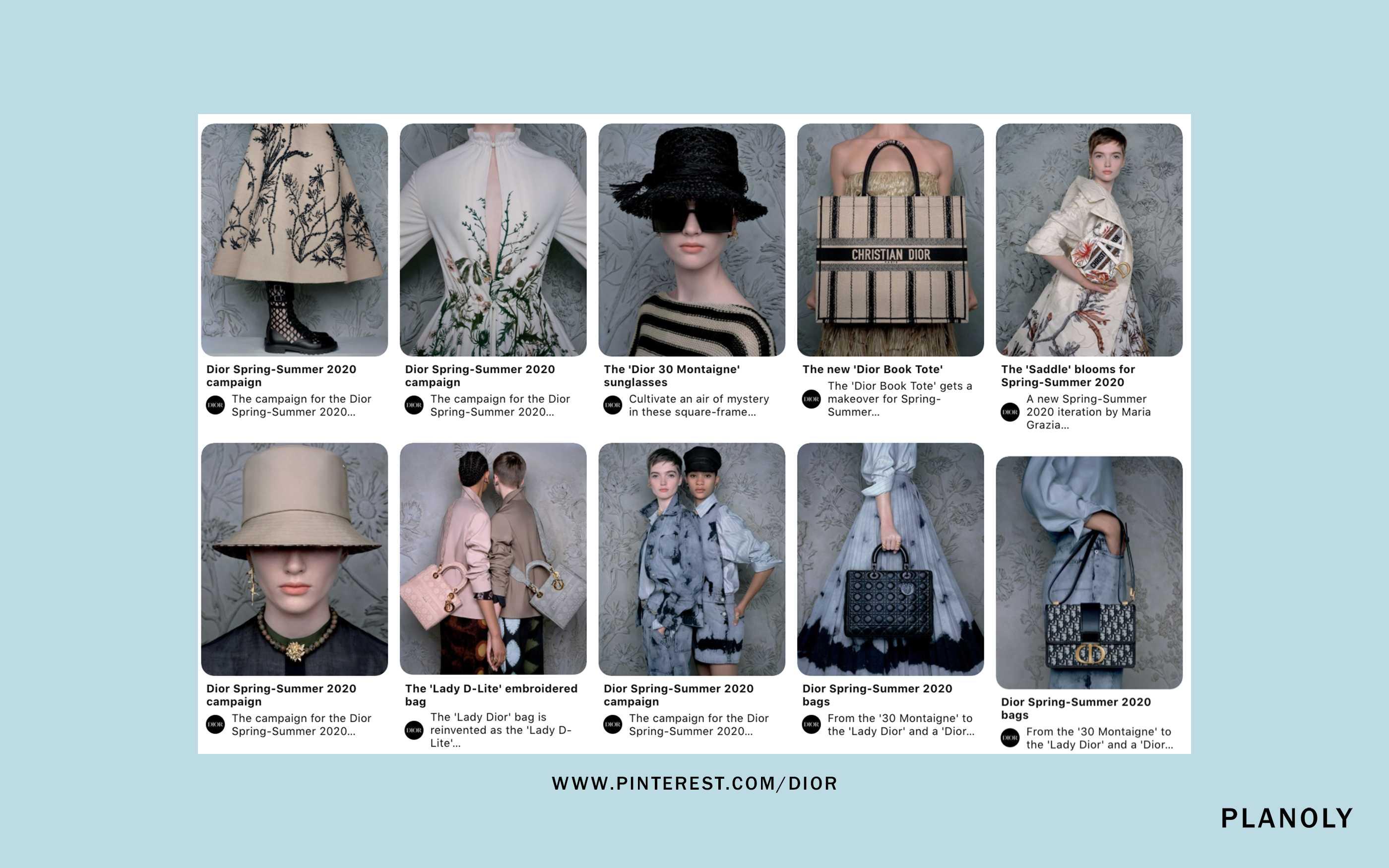 PLANOLY - Blog Post - Pinterest for Business - Image 1