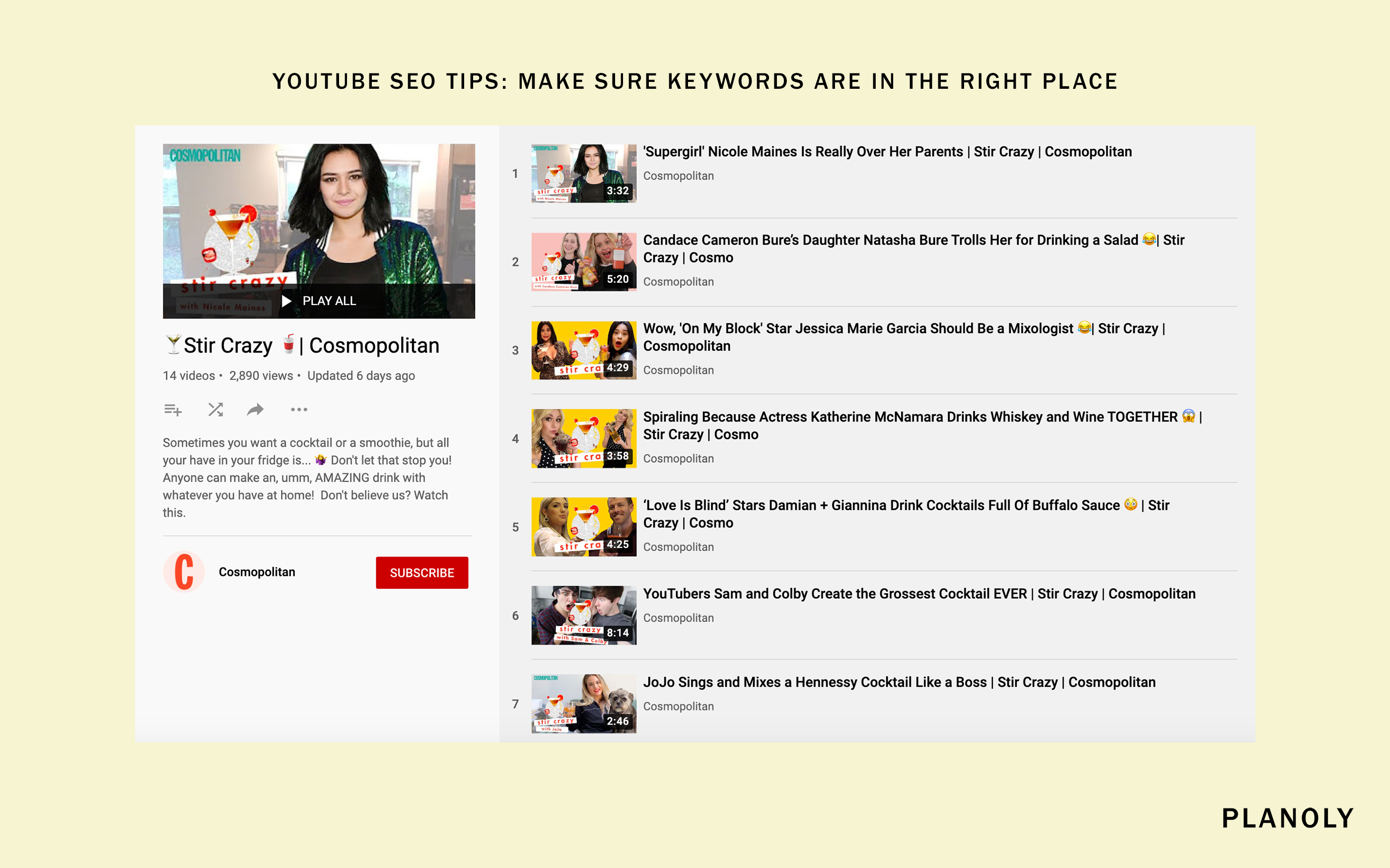 PLANOLY - Blog Post - Youtube SEO - Image 2