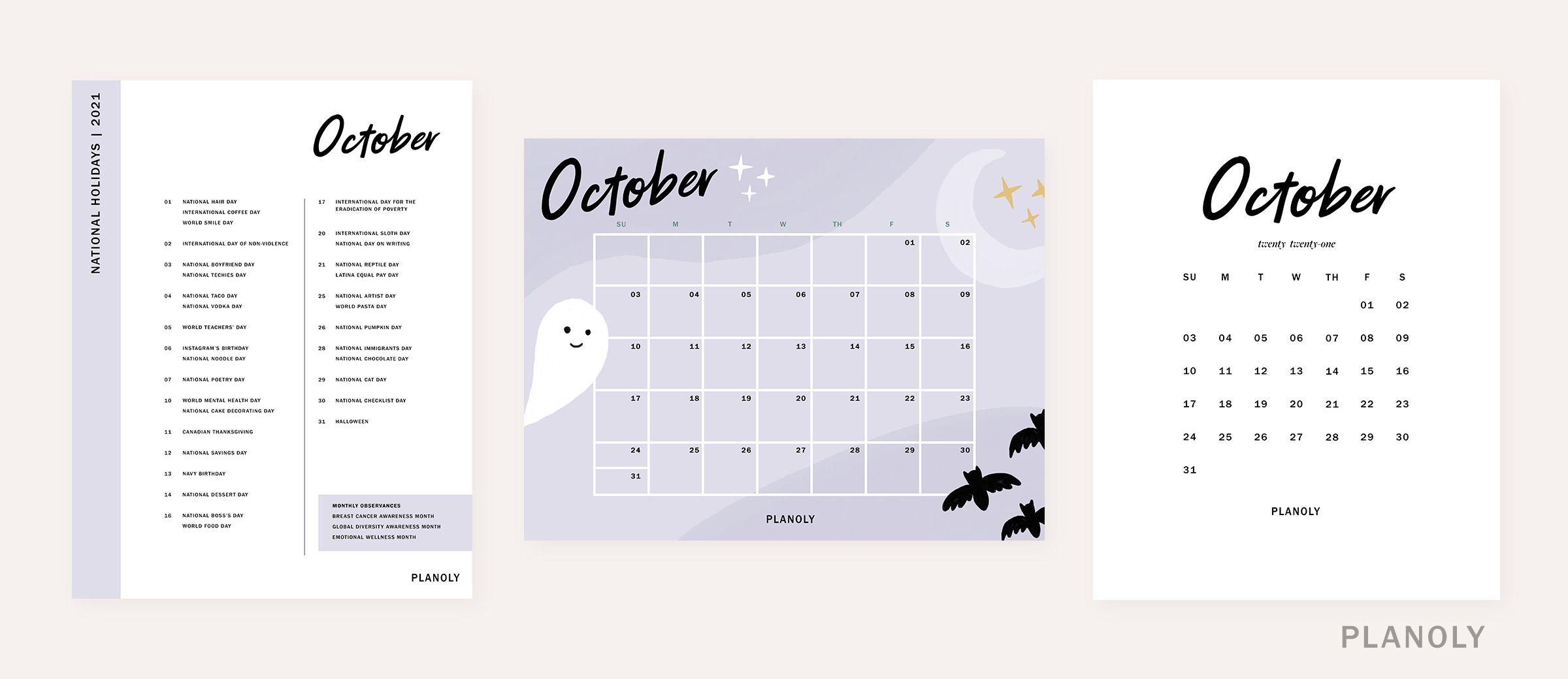 PLANOLY-Q4 Content Calendars-Image 1