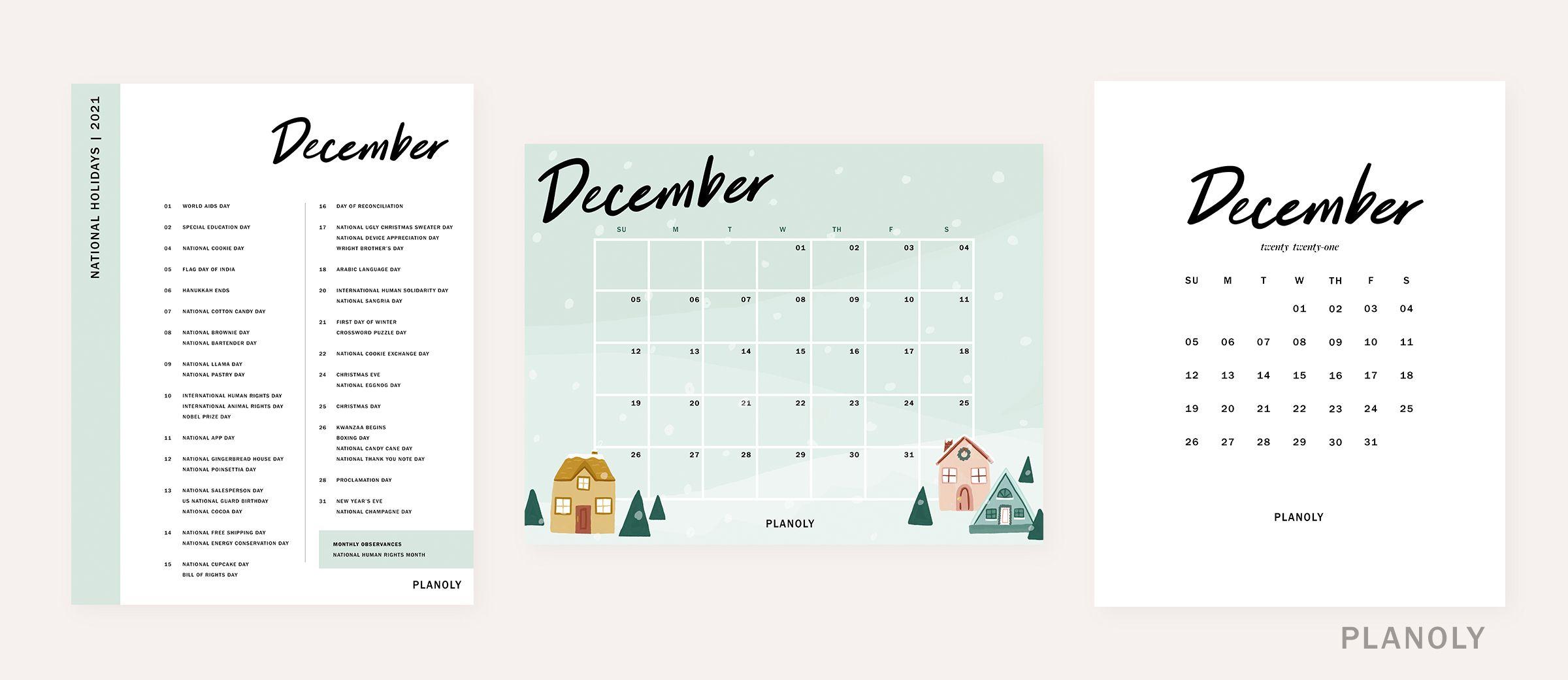 PLANOLY-Q4 Content Calendars-Image 3