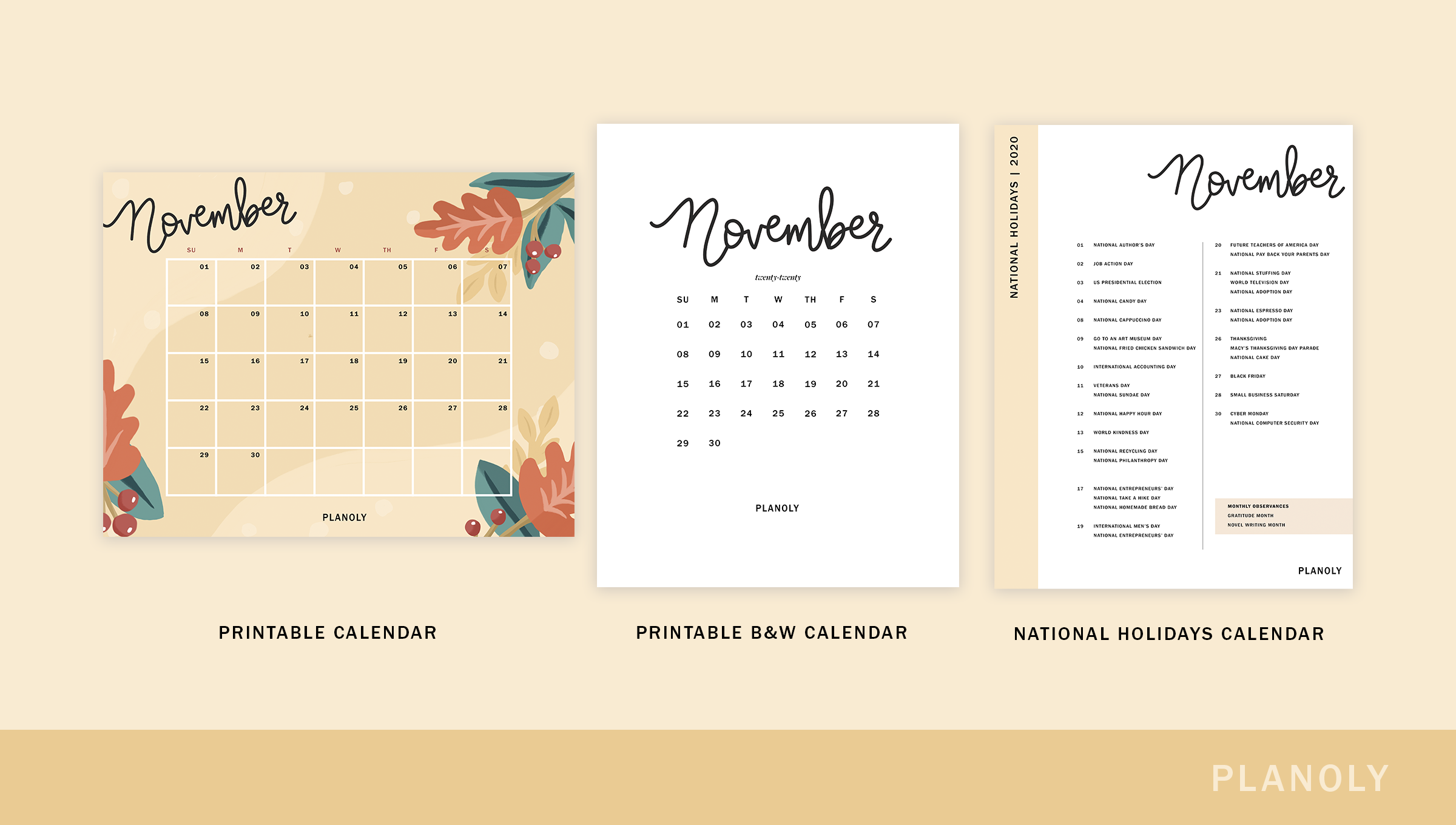 PLANOLY-blog post-Q4 2020 Content Calendars - Image 5 copy