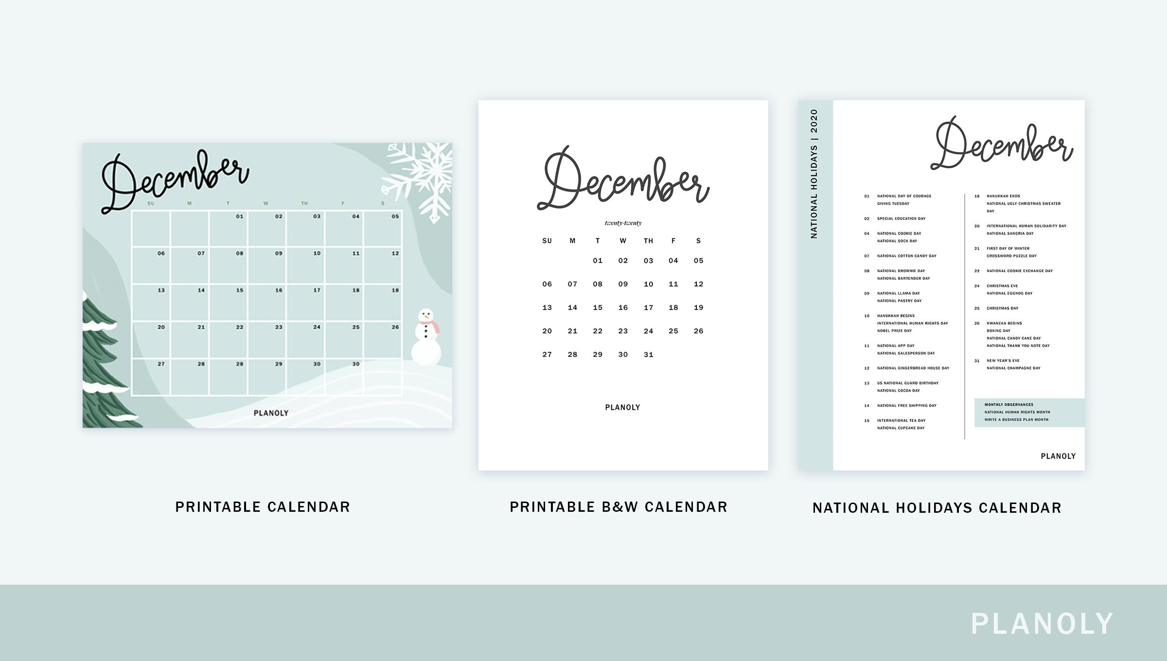 PLANOLY-blog post-Q4 2020 Content Calendars - Image 6