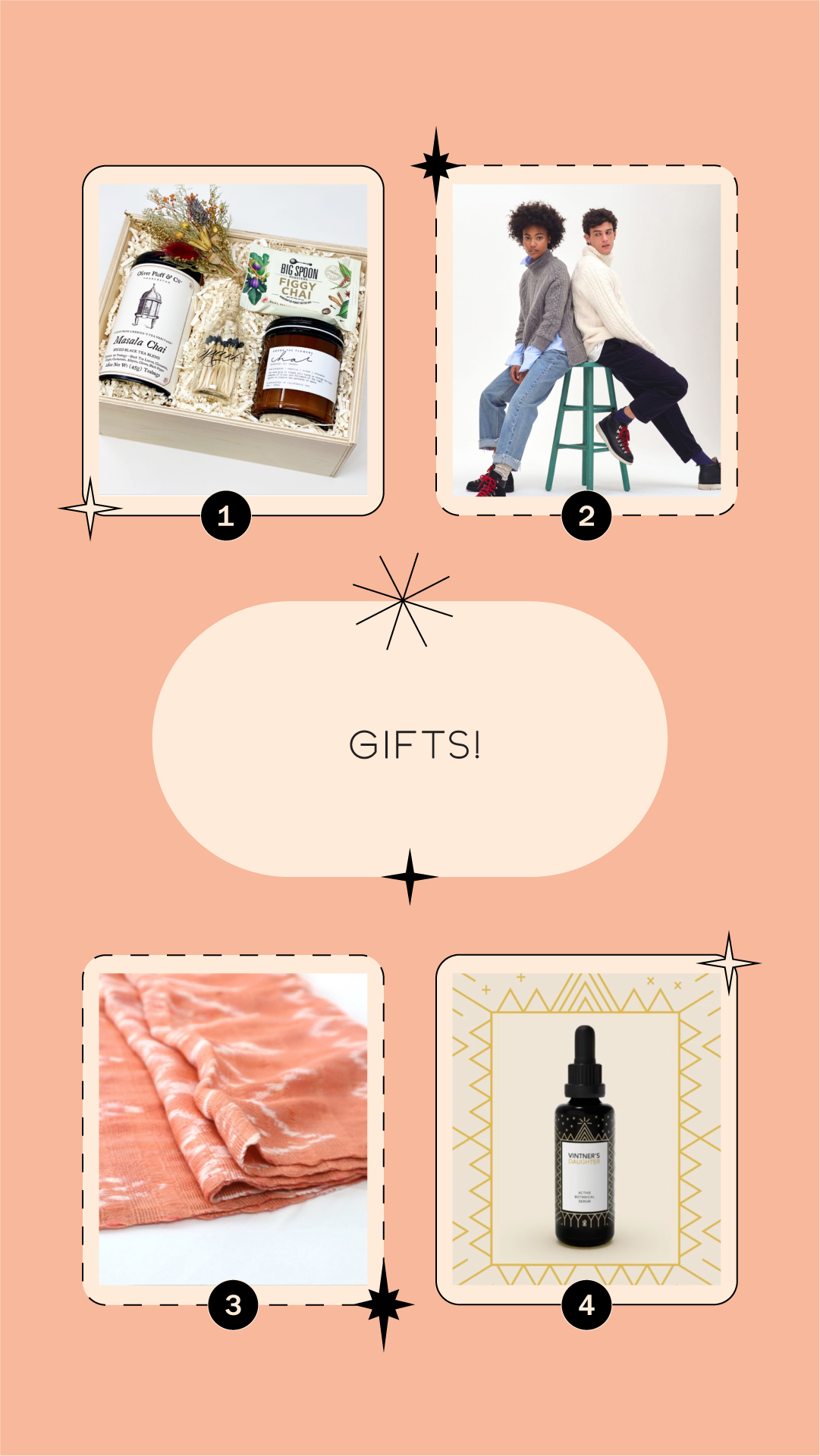 Gift Guide Template Collection - Blog Post - Artboard 9