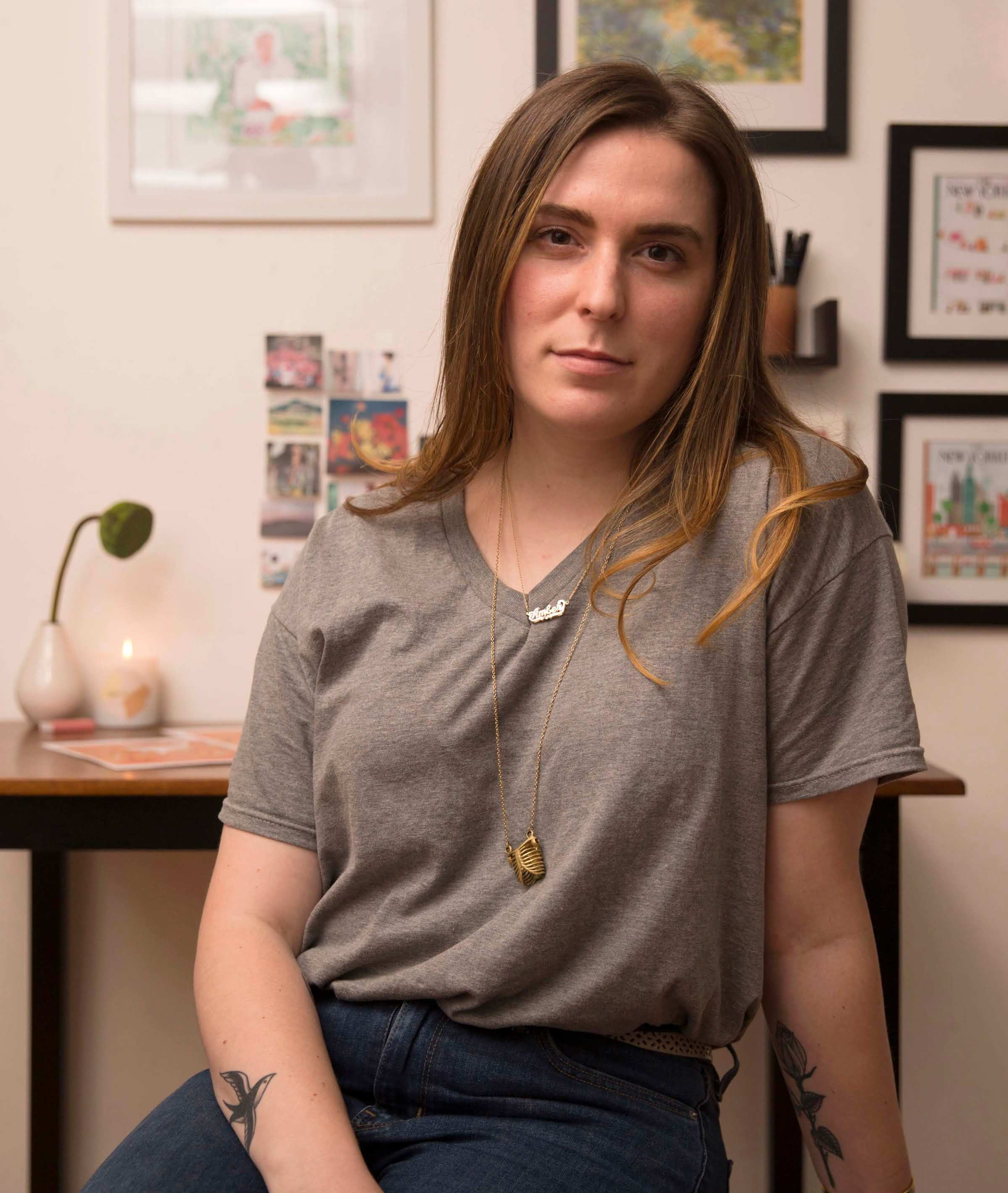 Dismantling Stereotypes Through Art with Amber Vittoria