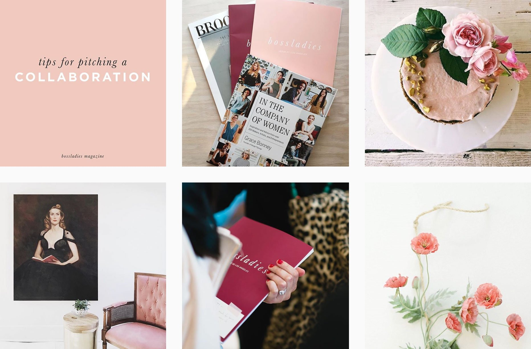 5 Instagram's to Follow to Get Motivated for the New Year - PLANOLY Blog - bossladiesmag