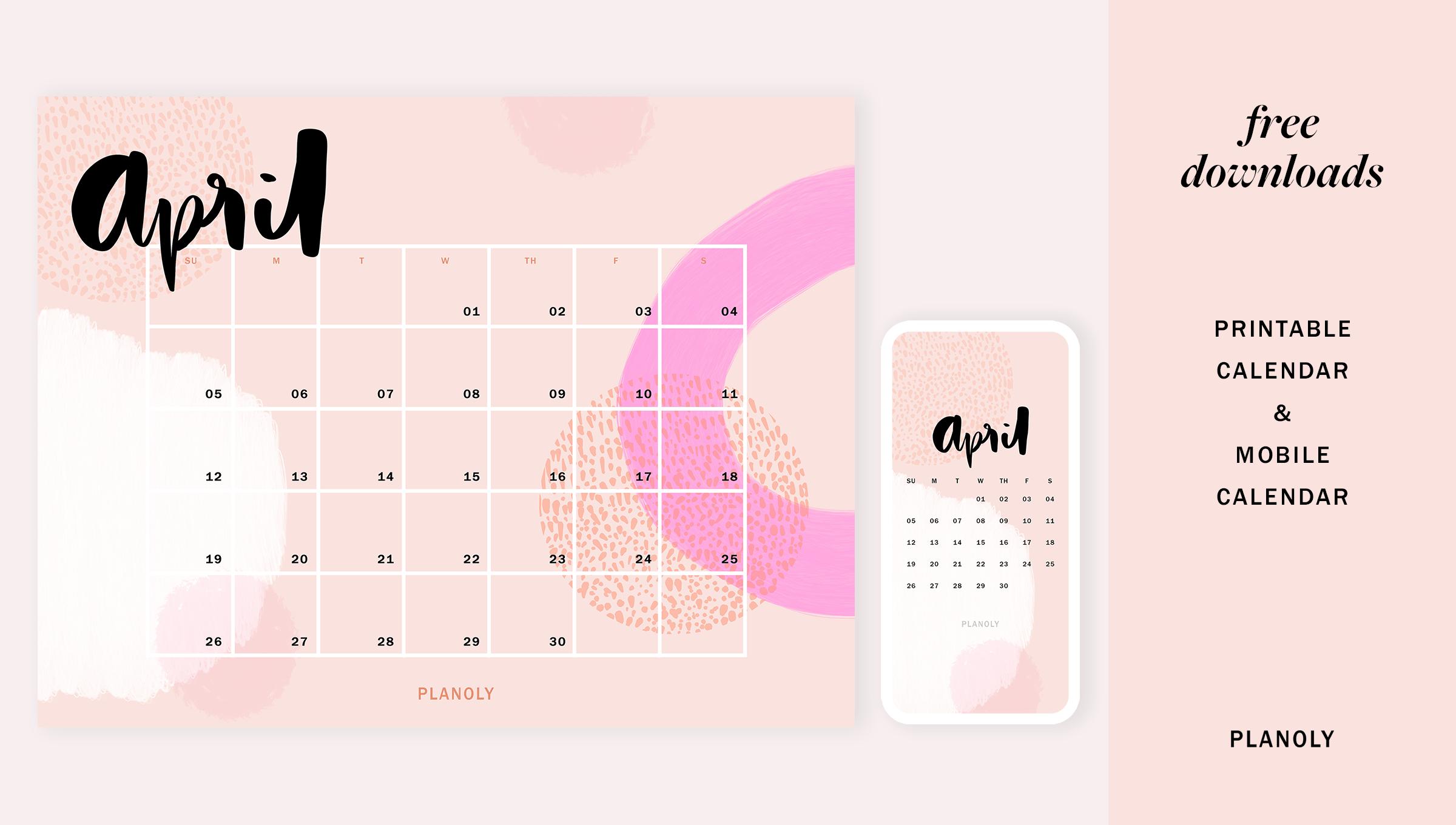 Q2 2020 Content Calendars