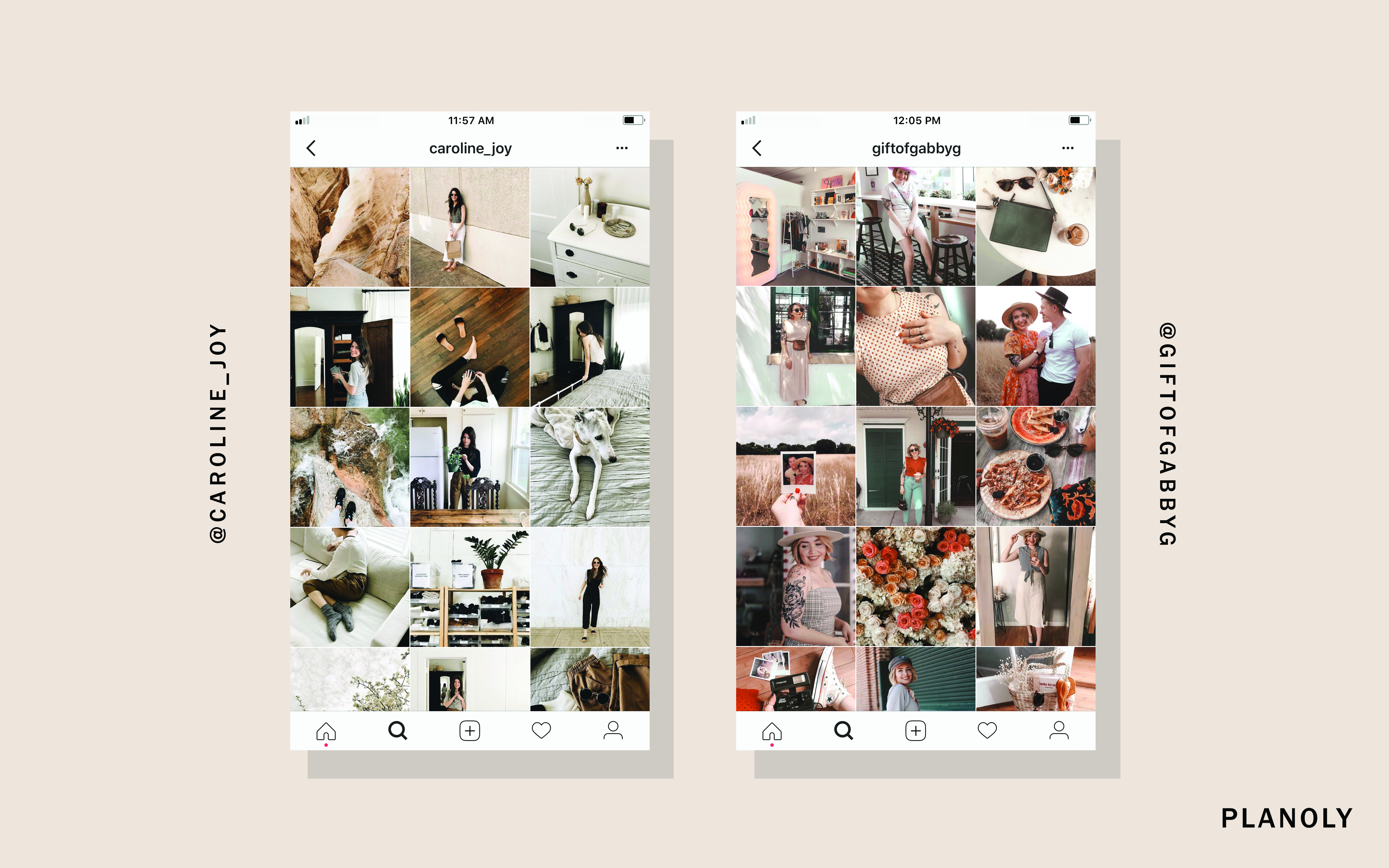How to Curate a Color Story for Your Instagram Feed