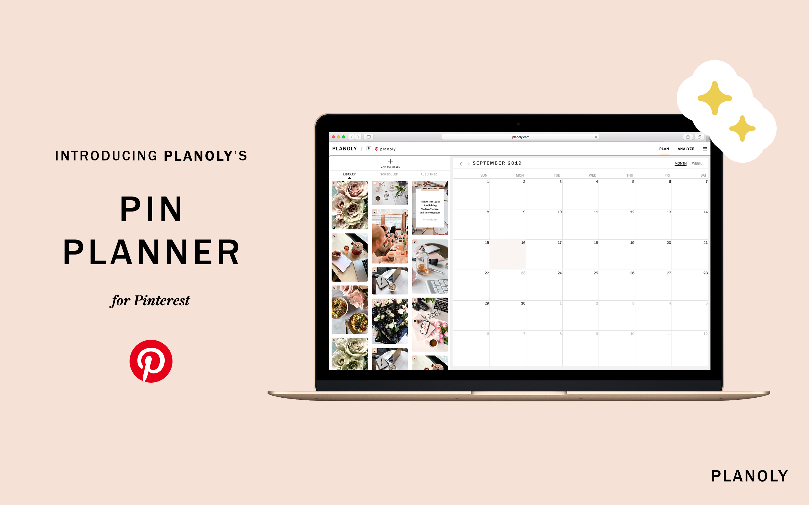 PLANOLY Product Spotlight: Pin Planner for Pinterest, by planoly