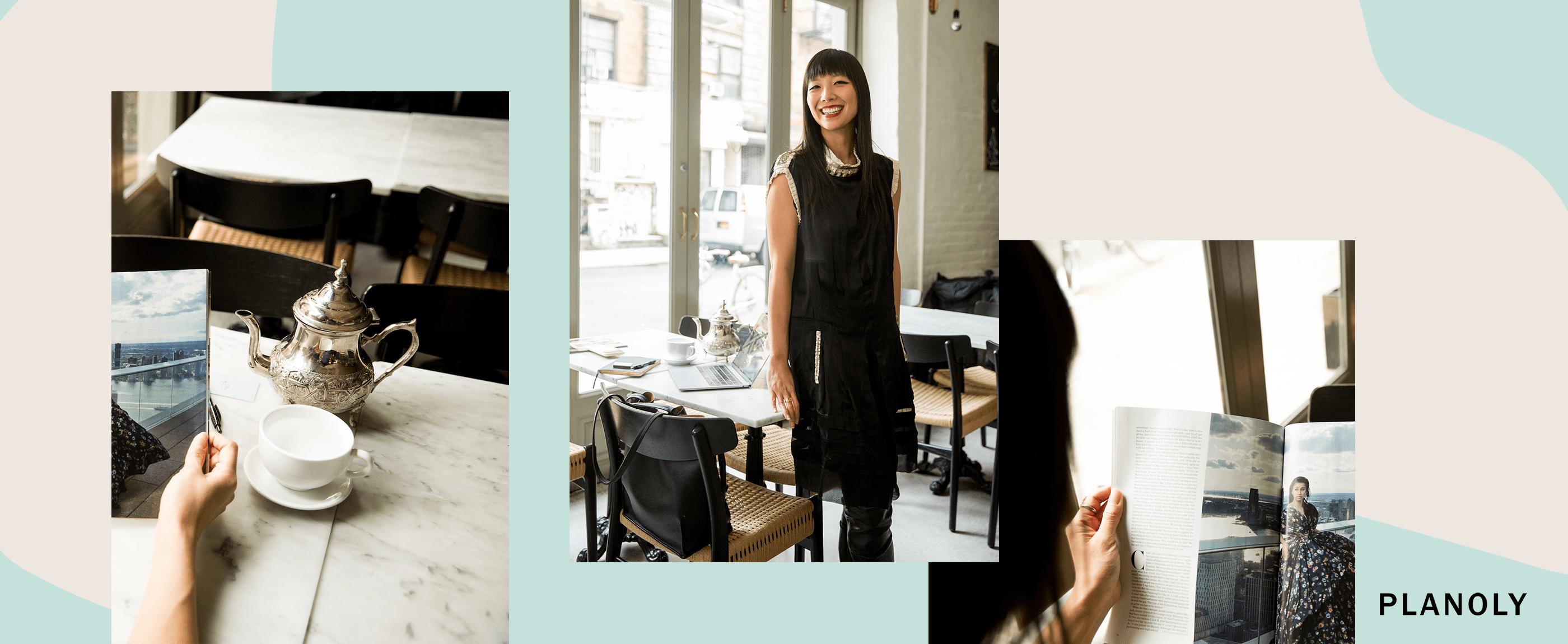 Planoleaders: Lucie Zhang of Vogue