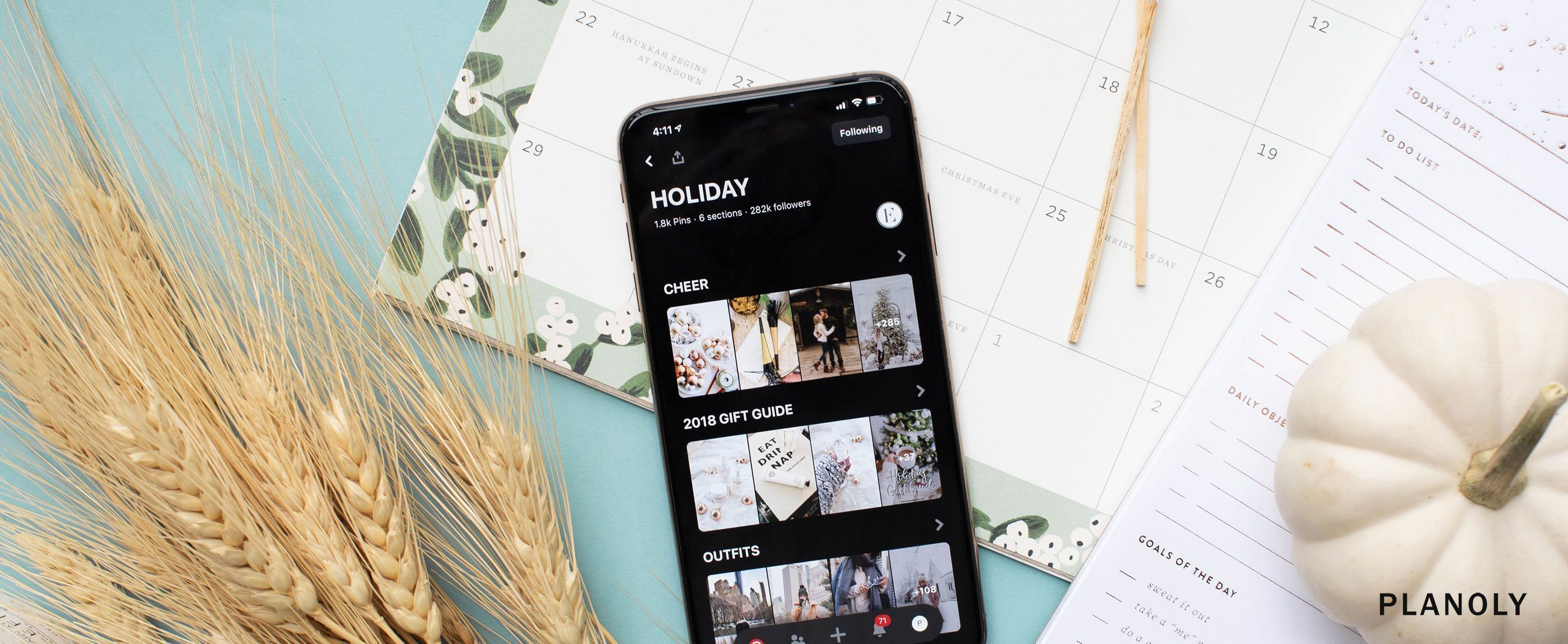 Pinterest Holiday Trend Report