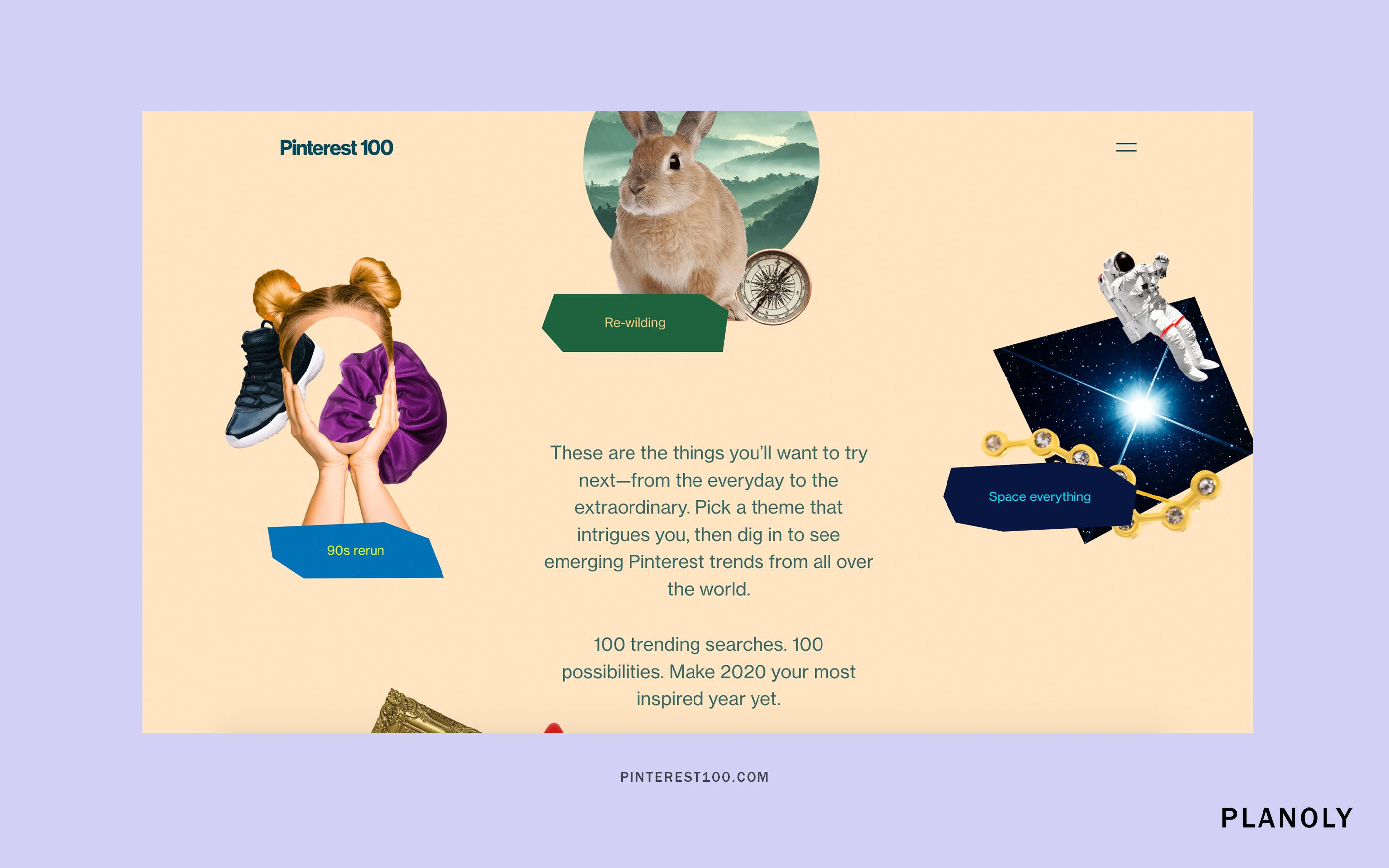 Pinterest Q1 2020 Trend Report