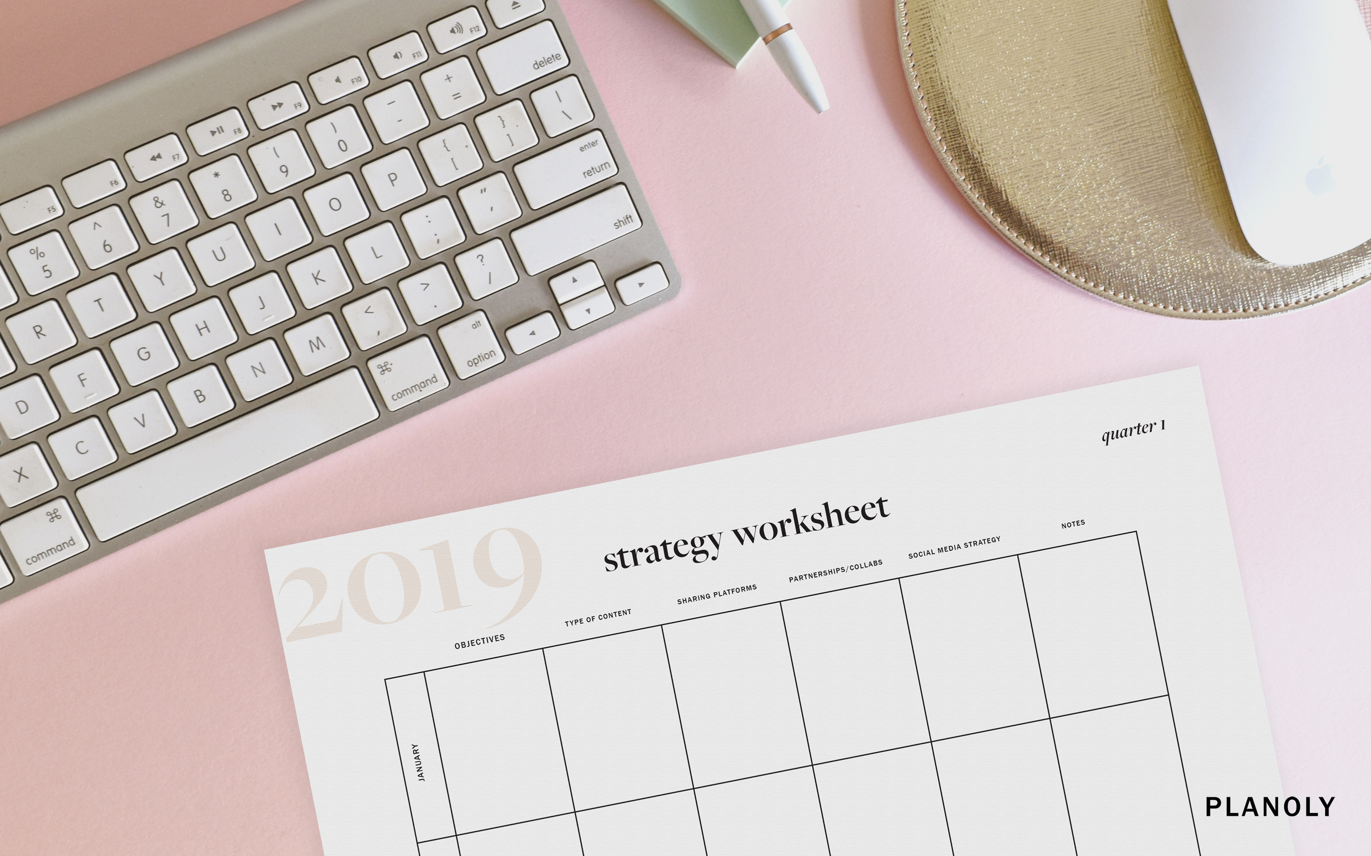 How to Implement Your Strategies for 2019