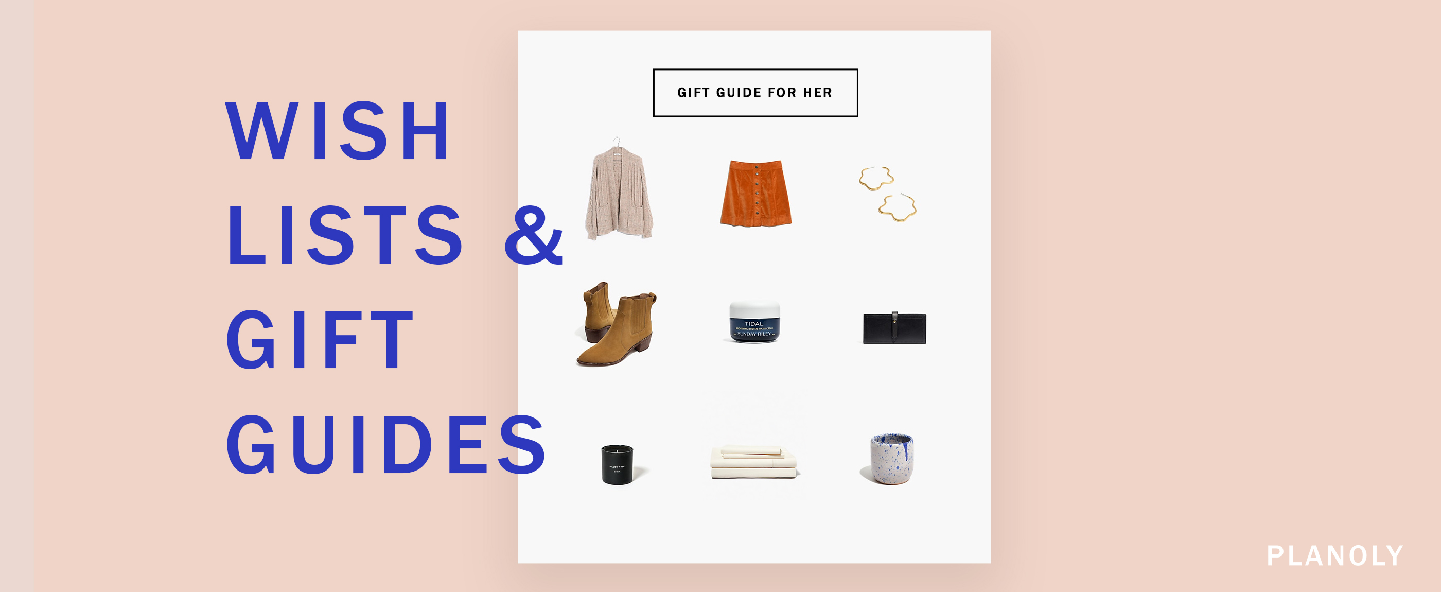 Creating the Perfect Wish Lists & Gift Guides for the Holiday Season