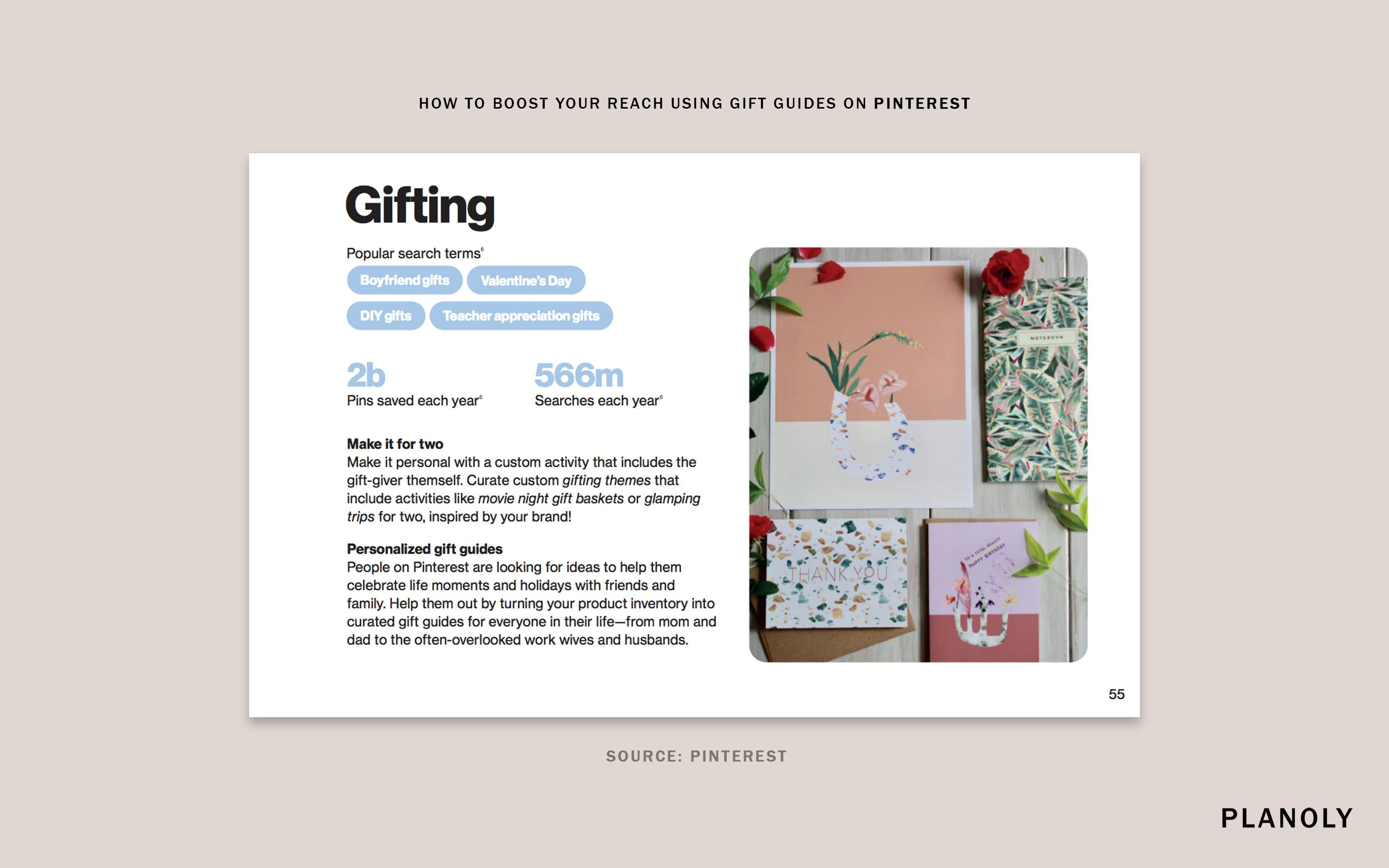 How to Boost Your Reach Using Gift Guides on Pinterest