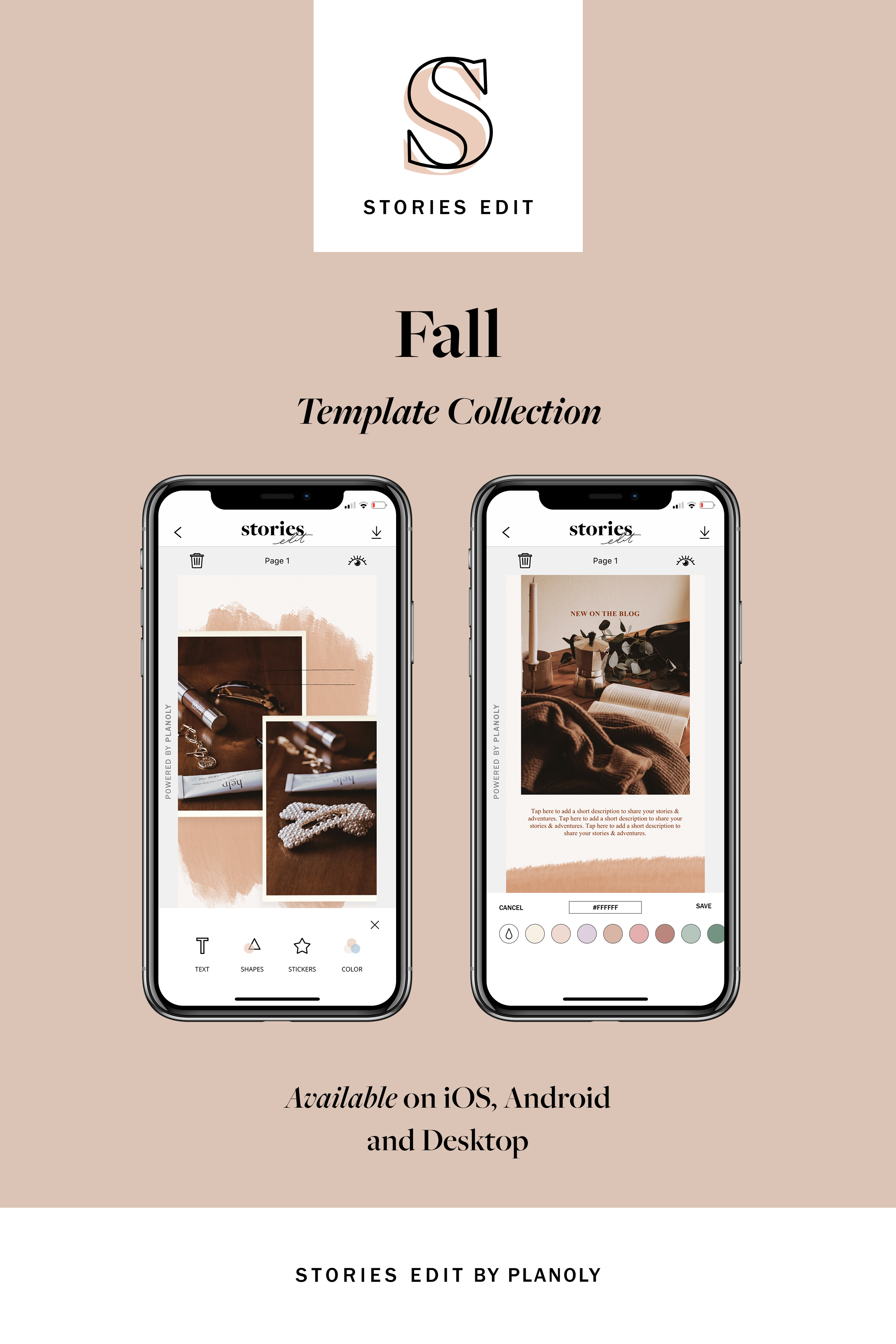 Fall Templates Collection by StoriesEdit
