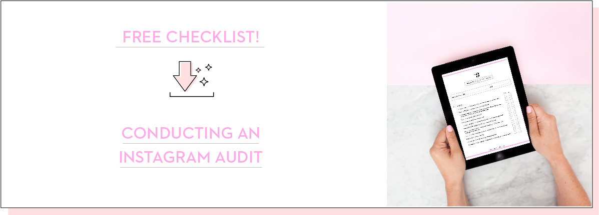 How to Conduct Your Own Instagram Audit - PLANOLY Blog 2