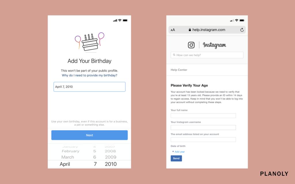 Instagram Enforces Age Verification to Prevent Improper Ad Targeting