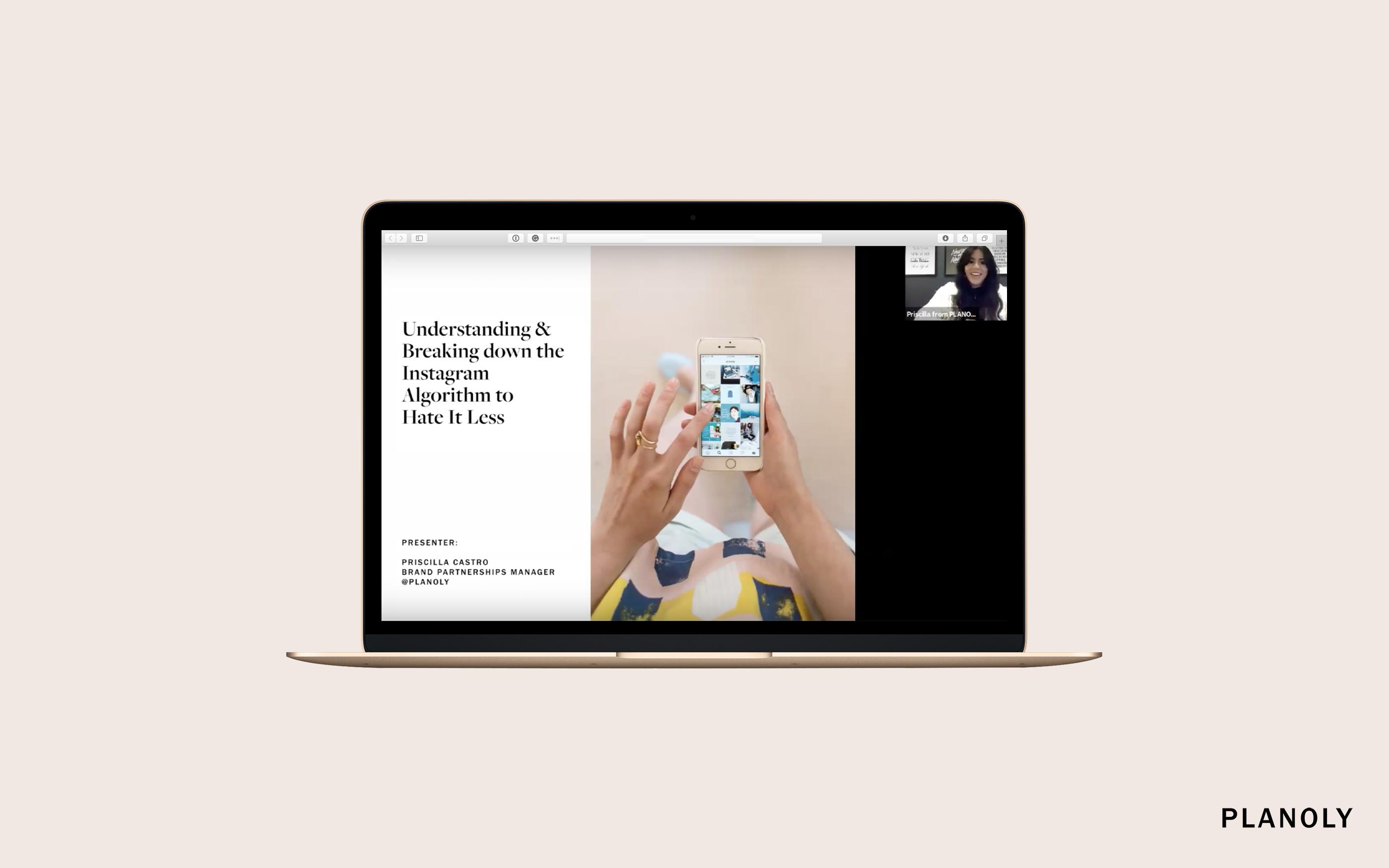 Webinar Recap: Understanding the Instagram Algorithm