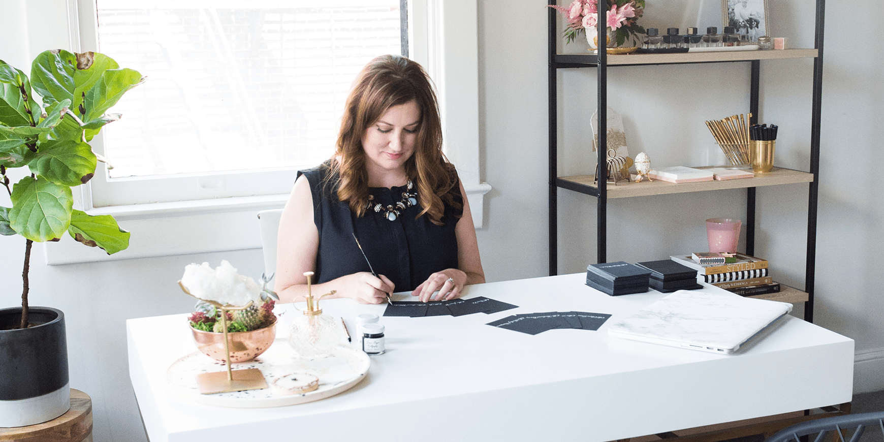 A Calligrapher's Guide to Instagram with Laura Hooper