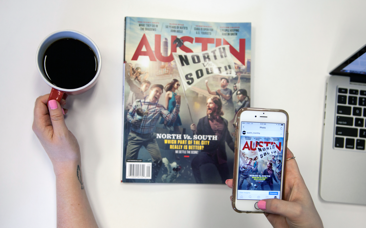 Darcie Duttweiler of Austin Monthly talks Social and Cheeseburgers with PLANOLY - Blog Feature 2