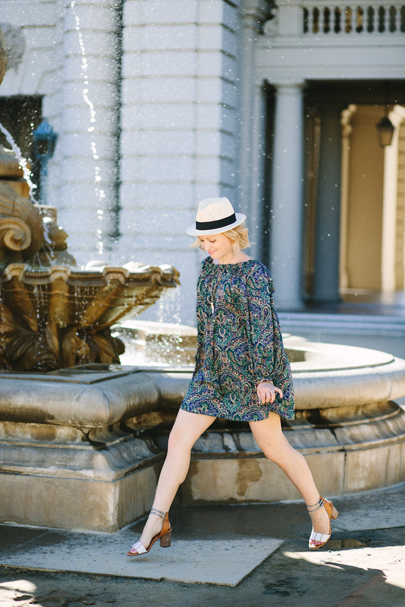 Behind the Blog: Jen Pinkston of The Effortless Chic
