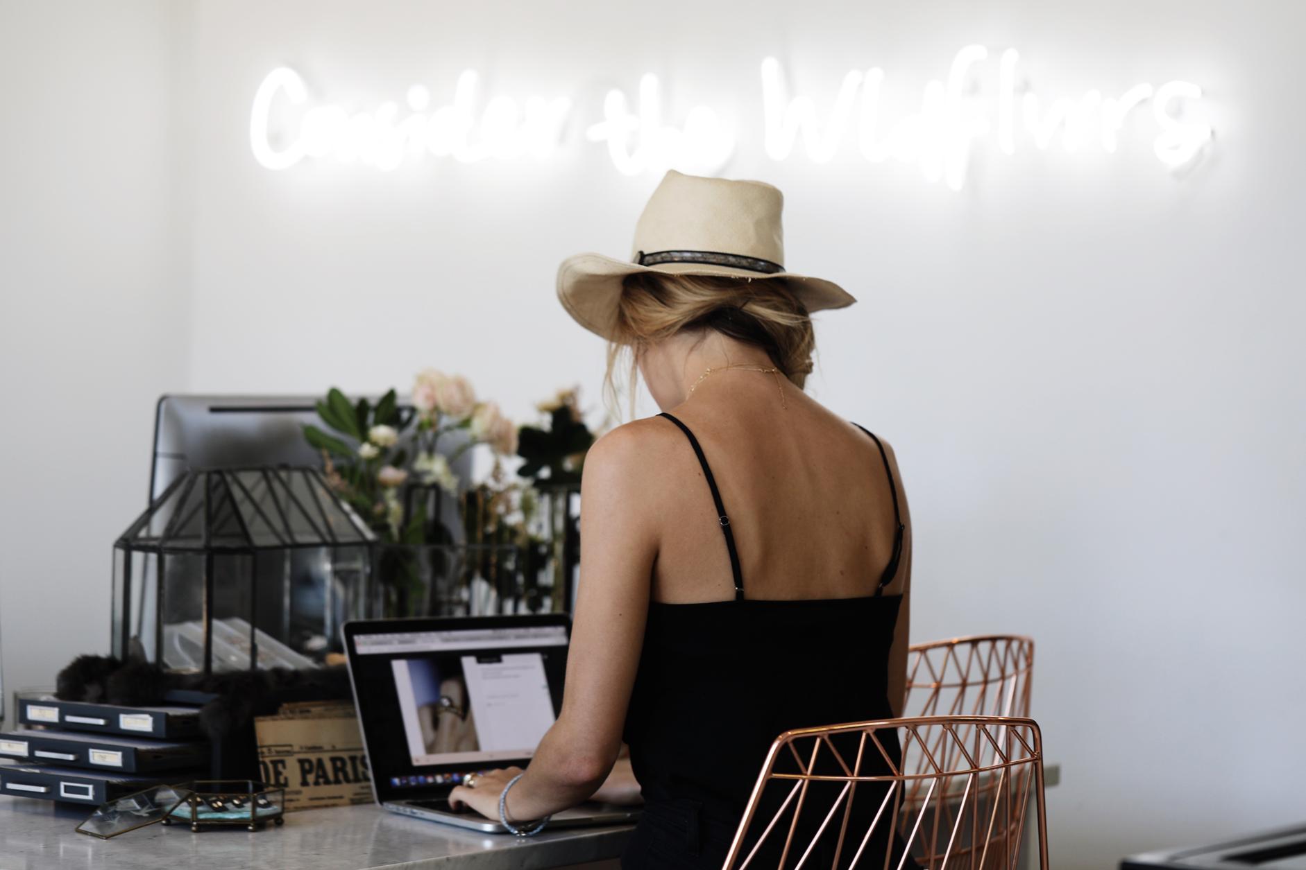 Behind the Brand: Hannah Kroeker of Consider the Wldflwrs