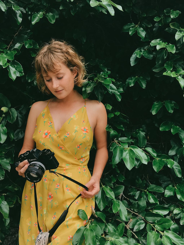 Behind the Lens: Hannah Koehler of Minkmade