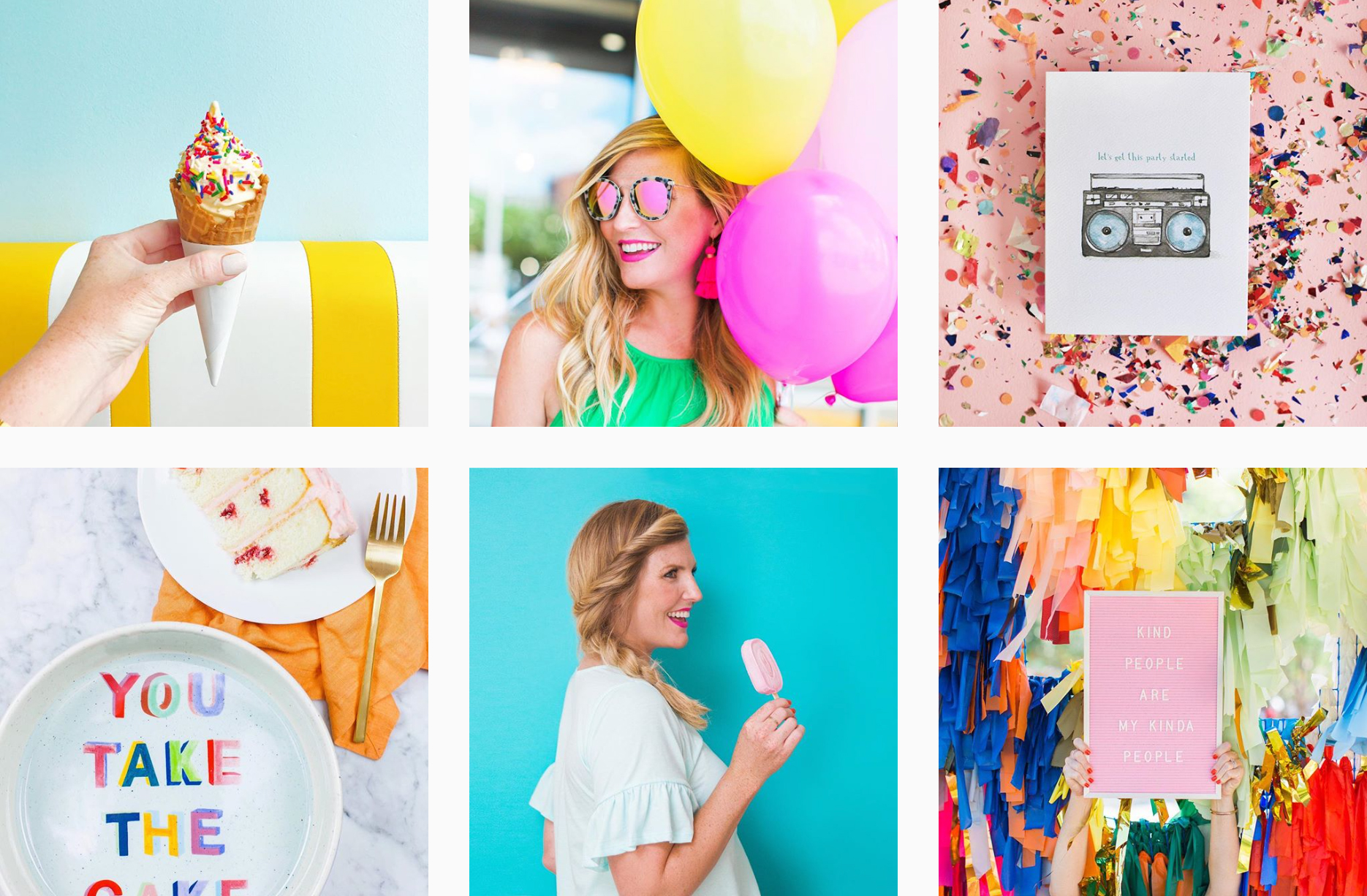 Styling Content w/ Meredith Staggers of Cake & Confetti - PLANOLY Blog 5