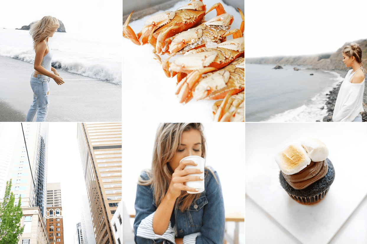 How to Curate Your Instagram Using Color Themes