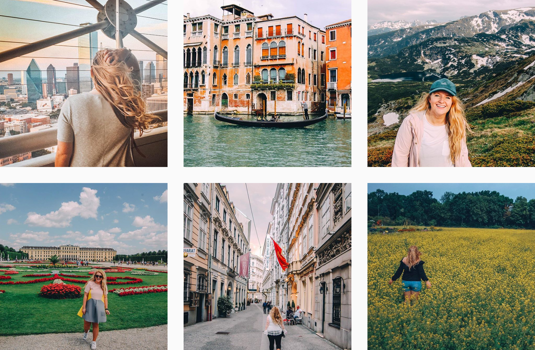 Travel and Social Media Tips from a Travel Blogger - PLANOLY Blog 2
