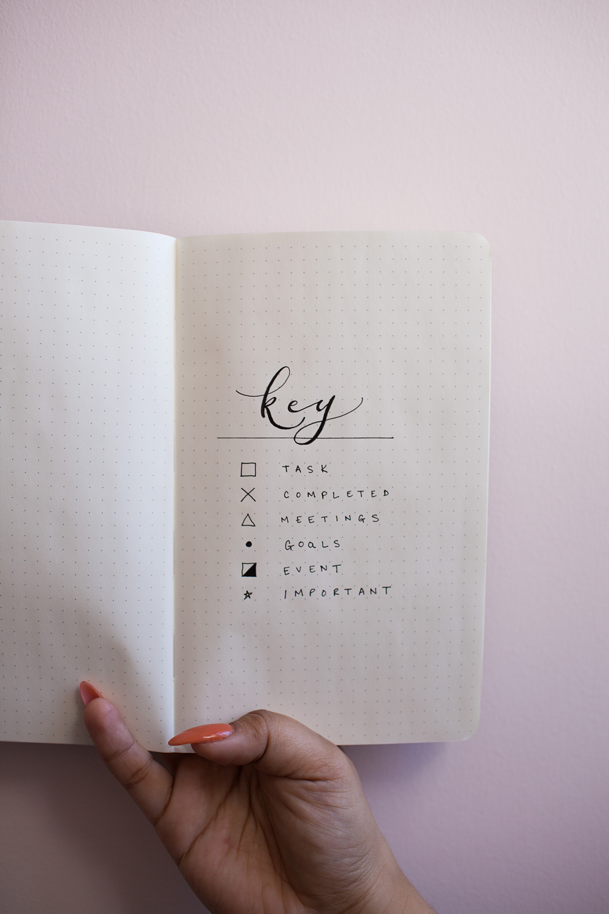 how to start a bullet journal - PLANOLY - 1