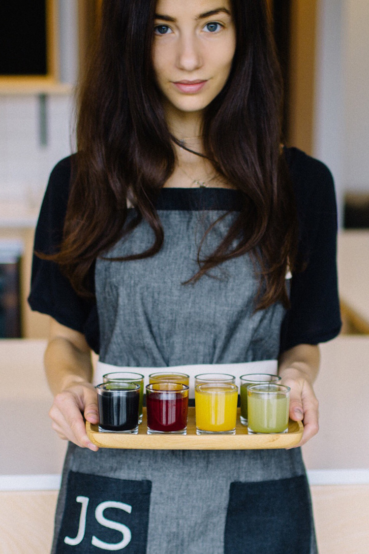Juice Society: Danielle Sobel - PLANOLY Blog 8