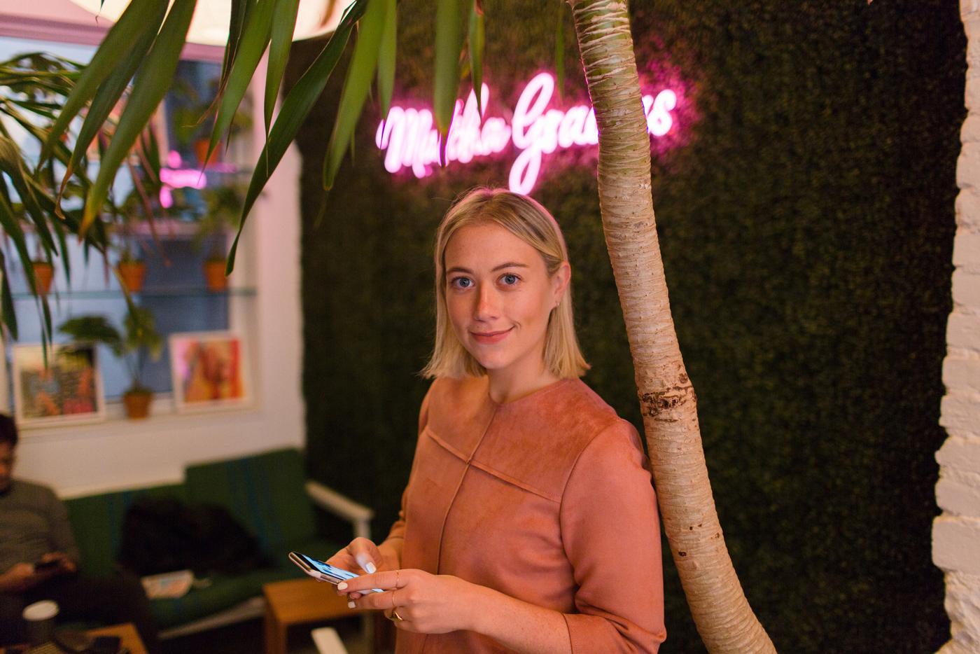 PlanoLeaders: Kiki Von Glinow of Huffington Post - PLANOLY Blog Interview 2