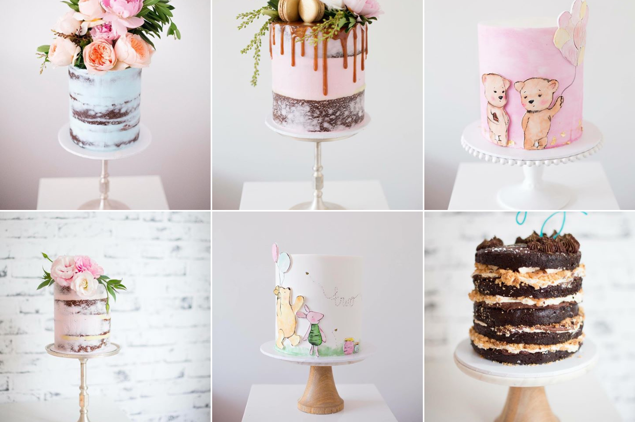 National Cake Decorating Day - PLANOLY Blog - Sweet Bakes