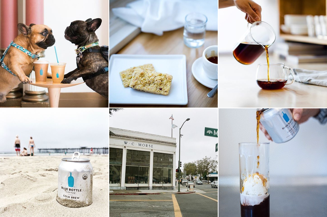 National Coffee Day - PLANOLY Blog - Blue Bottle