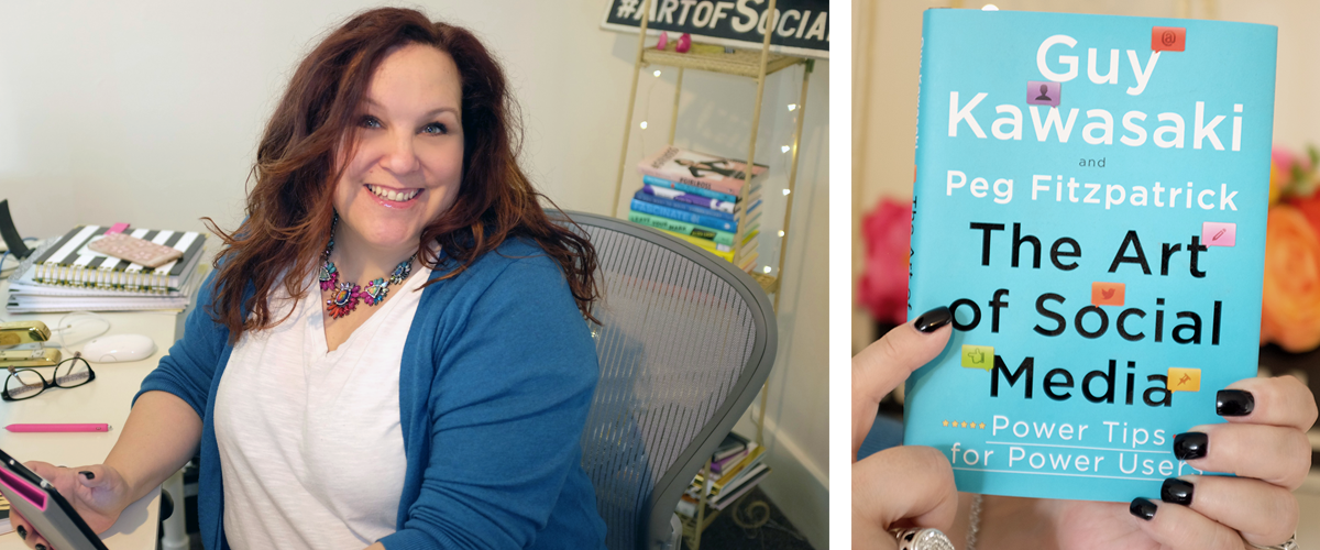 The Art of Social Media According to Peg Fitzpatrick - PLANOLY Blog Interview 3