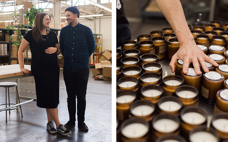 Behind the Brand: P.F. Candle Co. - PLANOLY Blog Interview 2