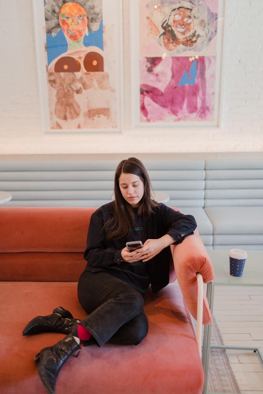 Planoleader: Isabel McWhorter-Rosen of The Wing