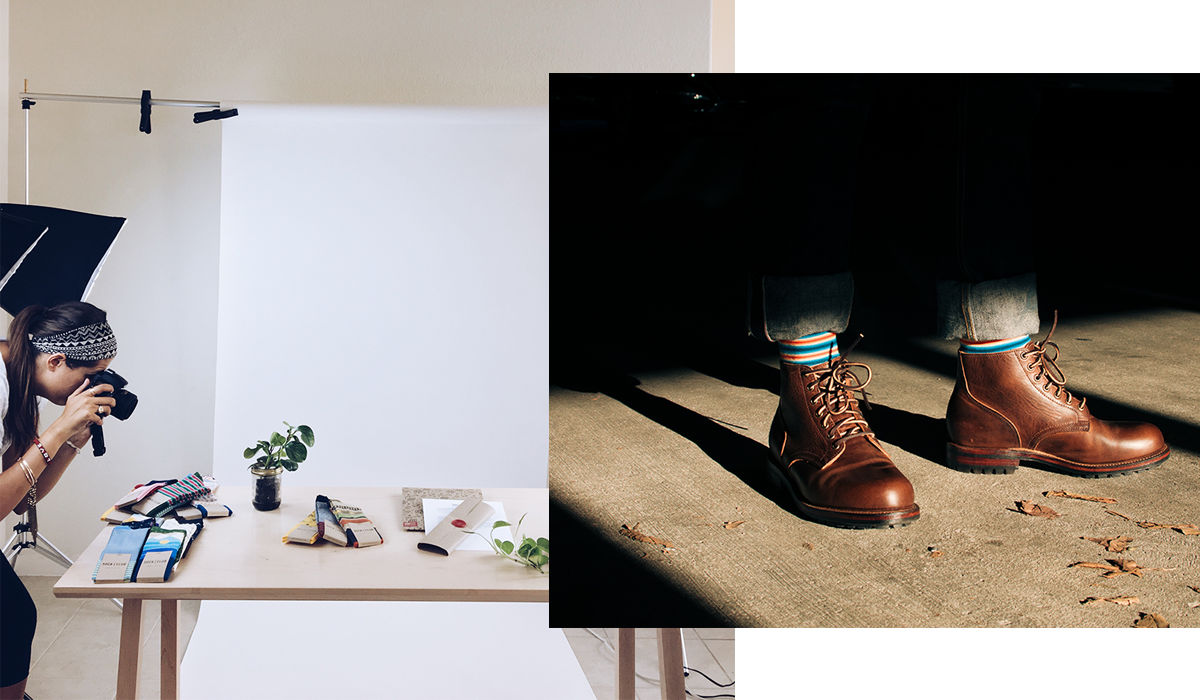 Behind the Brand: Melissa Huisman of Sock Club 5