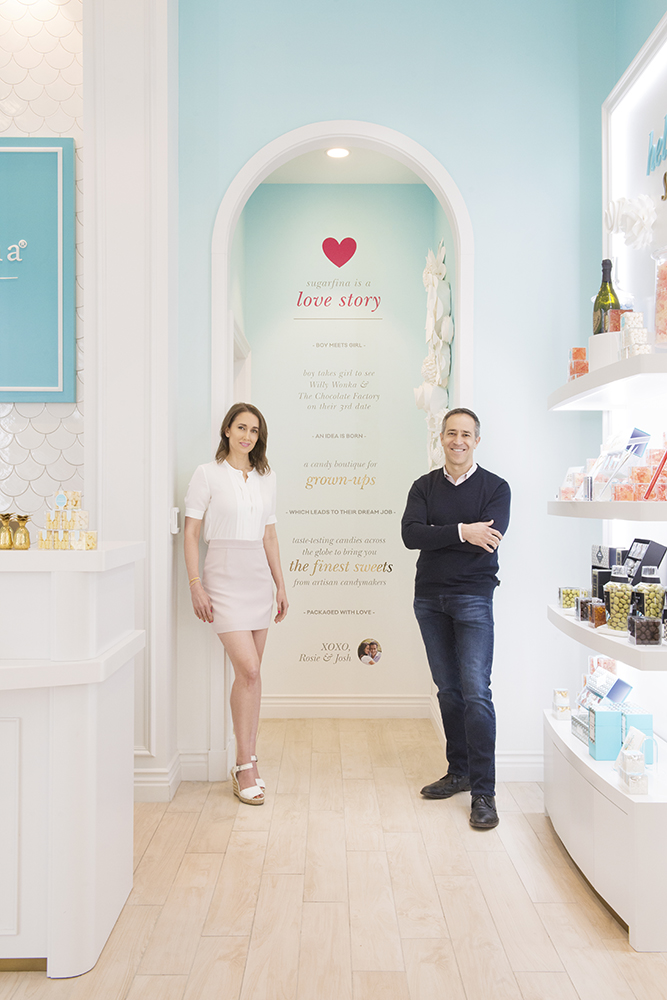 How Rosie from Sugarfina Built a Candy Empire