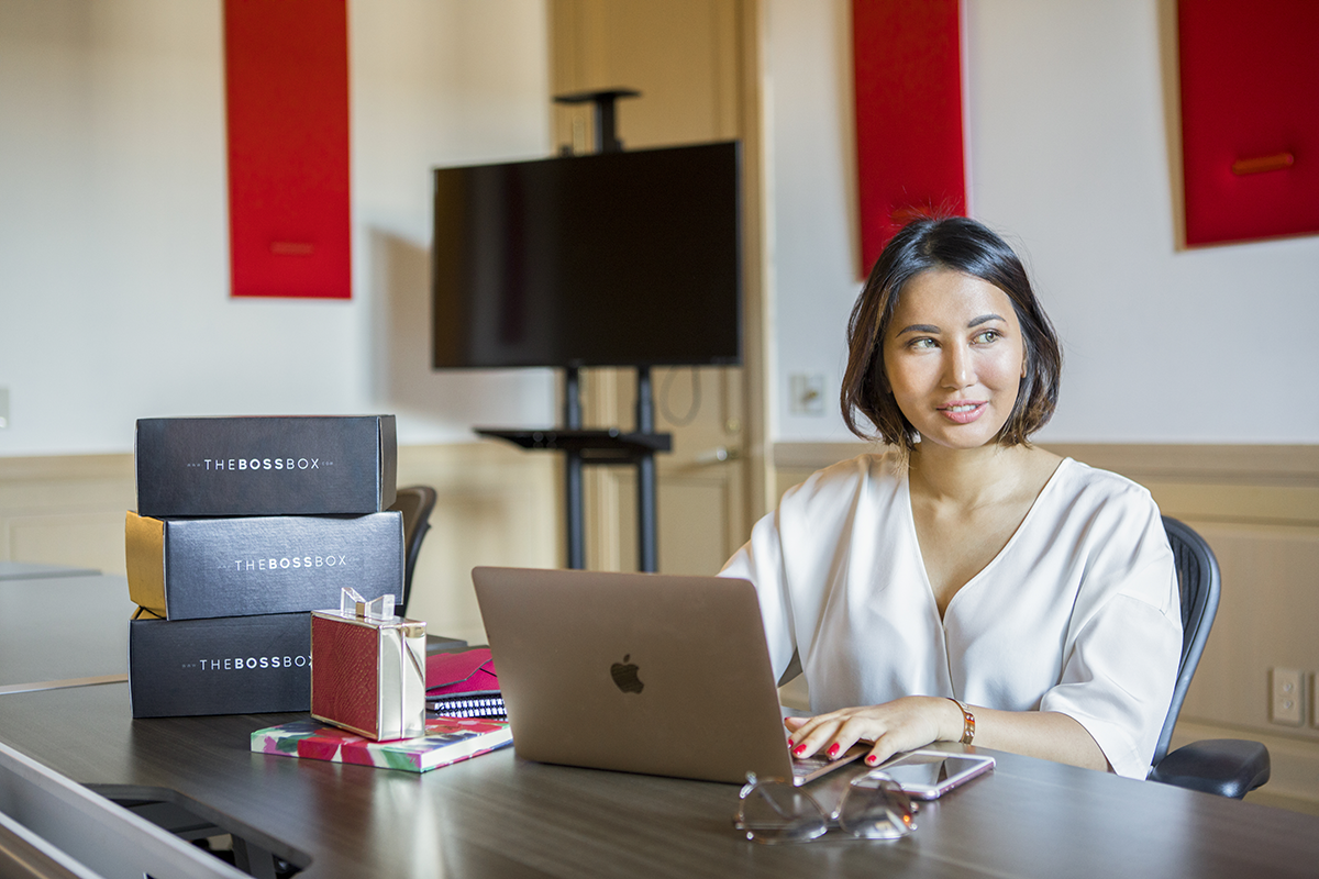 From Banking to Blogging with The Ambitionista