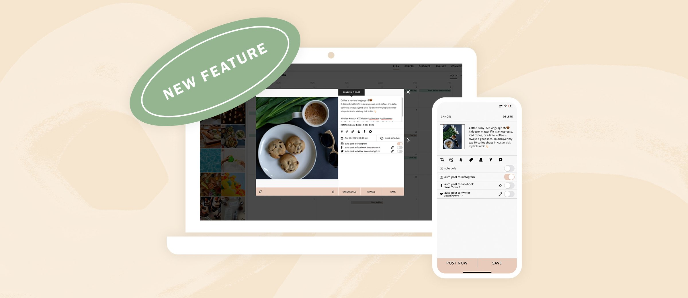 Read about PLANOLY Edit & Share: Customize Content for Each Channel, on PLANOLY