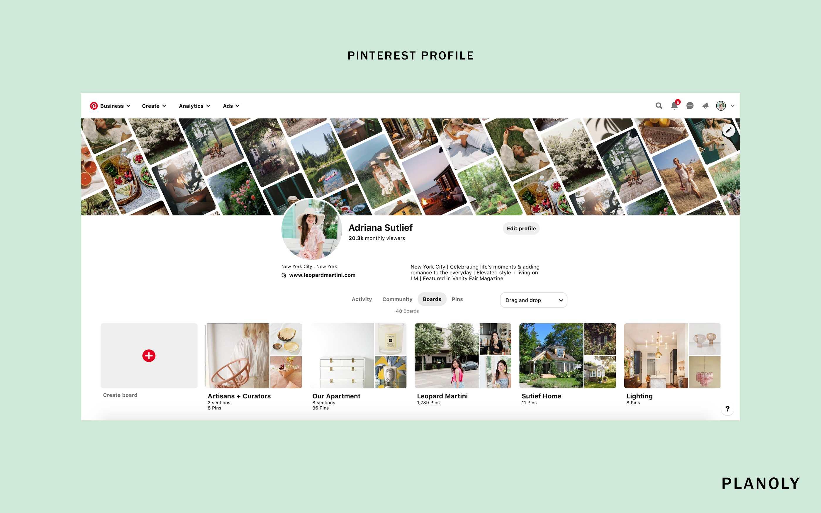 PLANOLY - Blog Post - FAQ - PLANOLY Pin Planner - Image 2